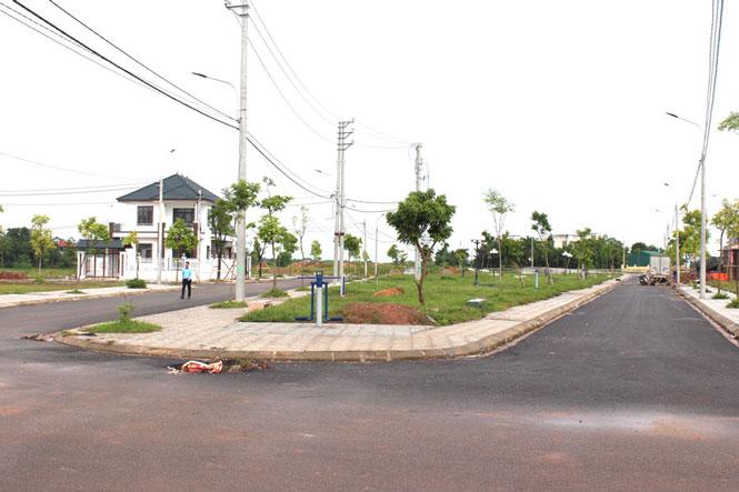 Đất đấu giá TP Thái Nguyên cao nhất gần 25 triệu đồng/m2 - Ảnh 1.