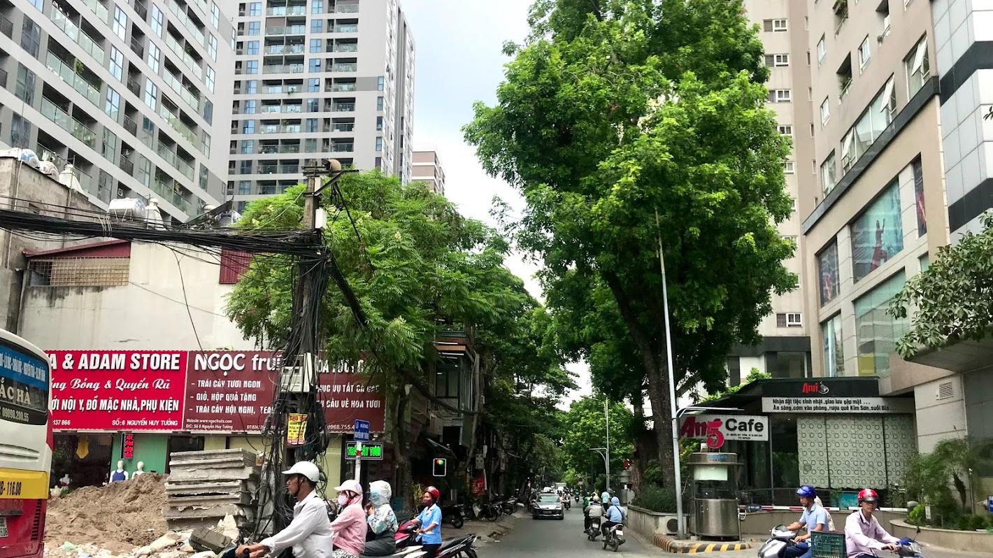 Hà Nội: Nhiều chung cư ở Hà Đông, Thanh Xuân vi phạm PCCC - Ảnh 1.