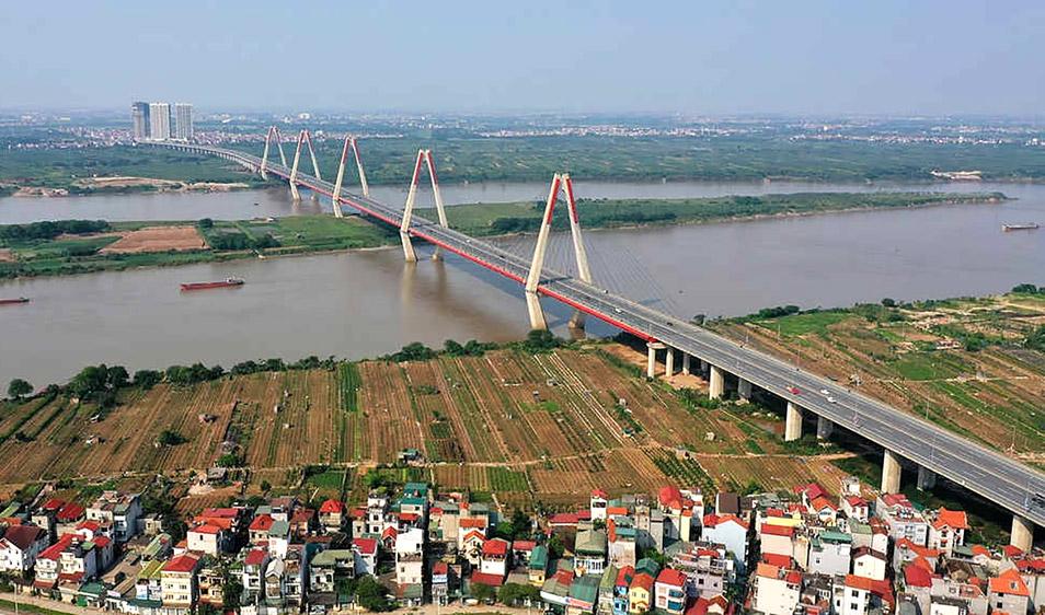 Quy hoạch sông Hồng - thời cơ hội tụ ở đôi bờ - Ảnh 1.
