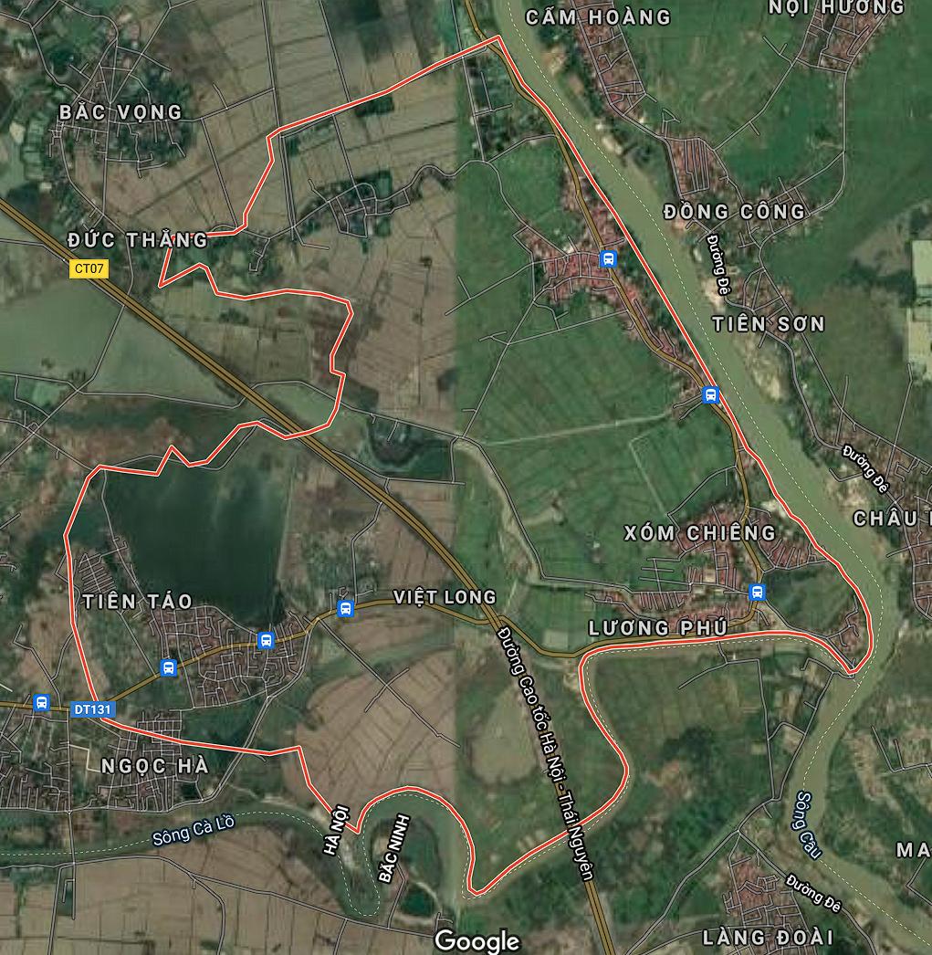 Kế hoạch sử dụng đất xã Việt Long, Sóc Sơn, Hà Nội năm 2021 - Ảnh 1.