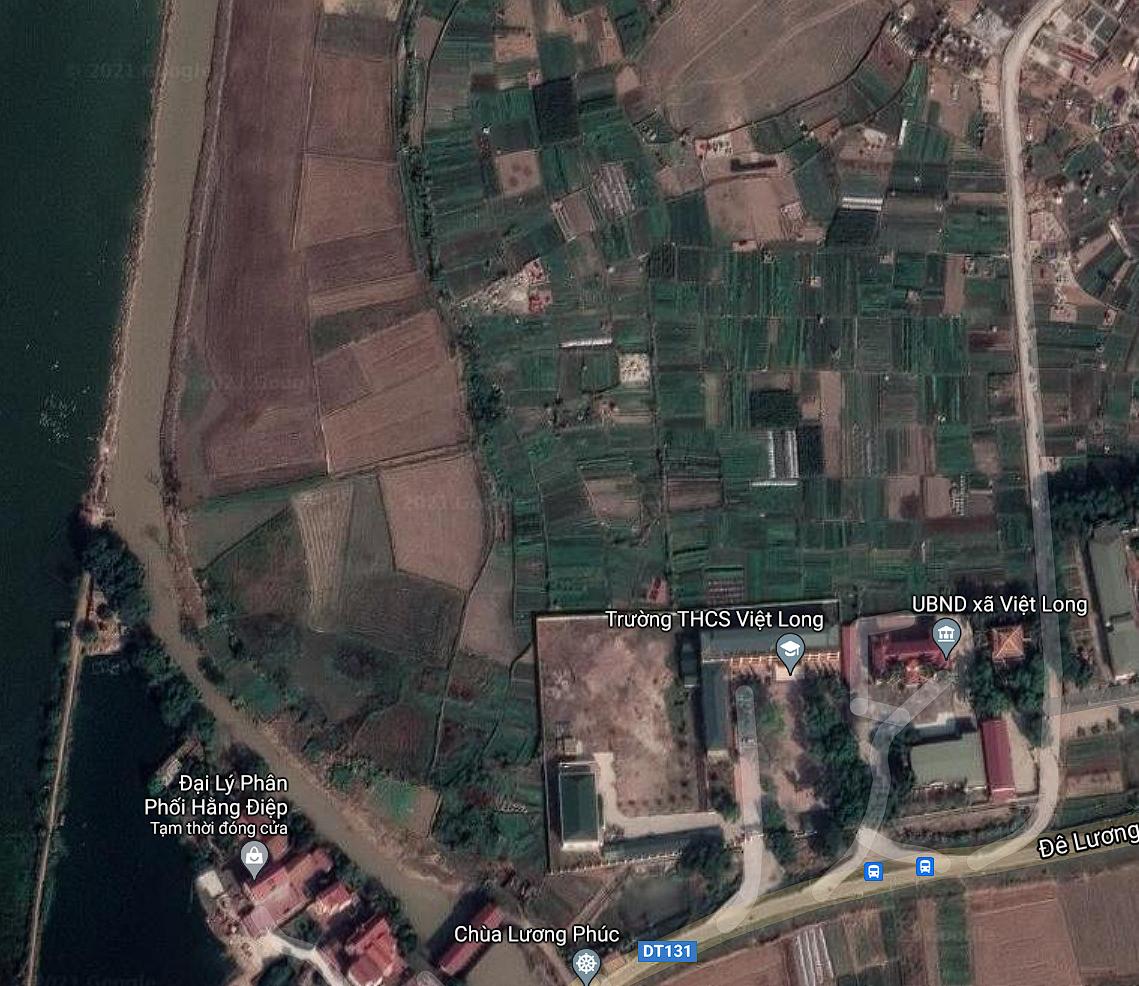 Đất dính quy hoạch ở xã Việt Long, Sóc Sơn, Hà Nội - Ảnh 2.