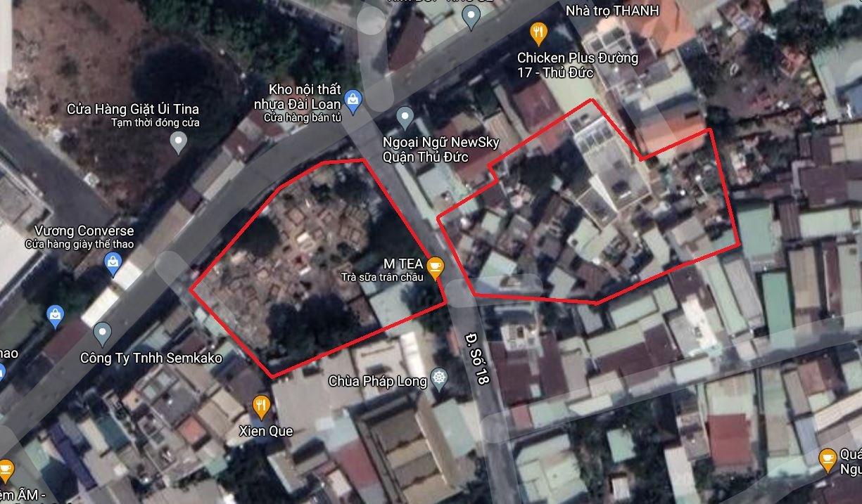 4 khu đất dính quy hoạch tại phường Linh Chiểu, TP Thủ Đức - Ảnh 7.
