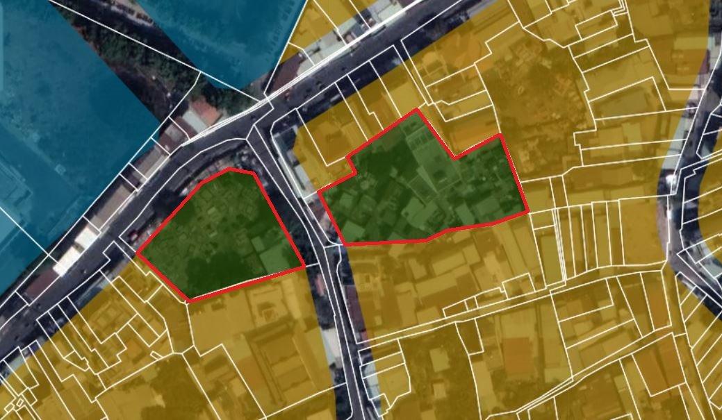 4 khu đất dính quy hoạch tại phường Linh Chiểu, TP Thủ Đức - Ảnh 8.