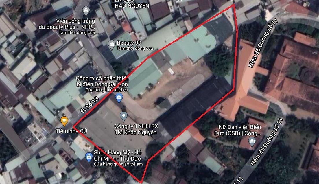 4 khu đất dính quy hoạch tại phường Linh Chiểu, TP Thủ Đức - Ảnh 13.