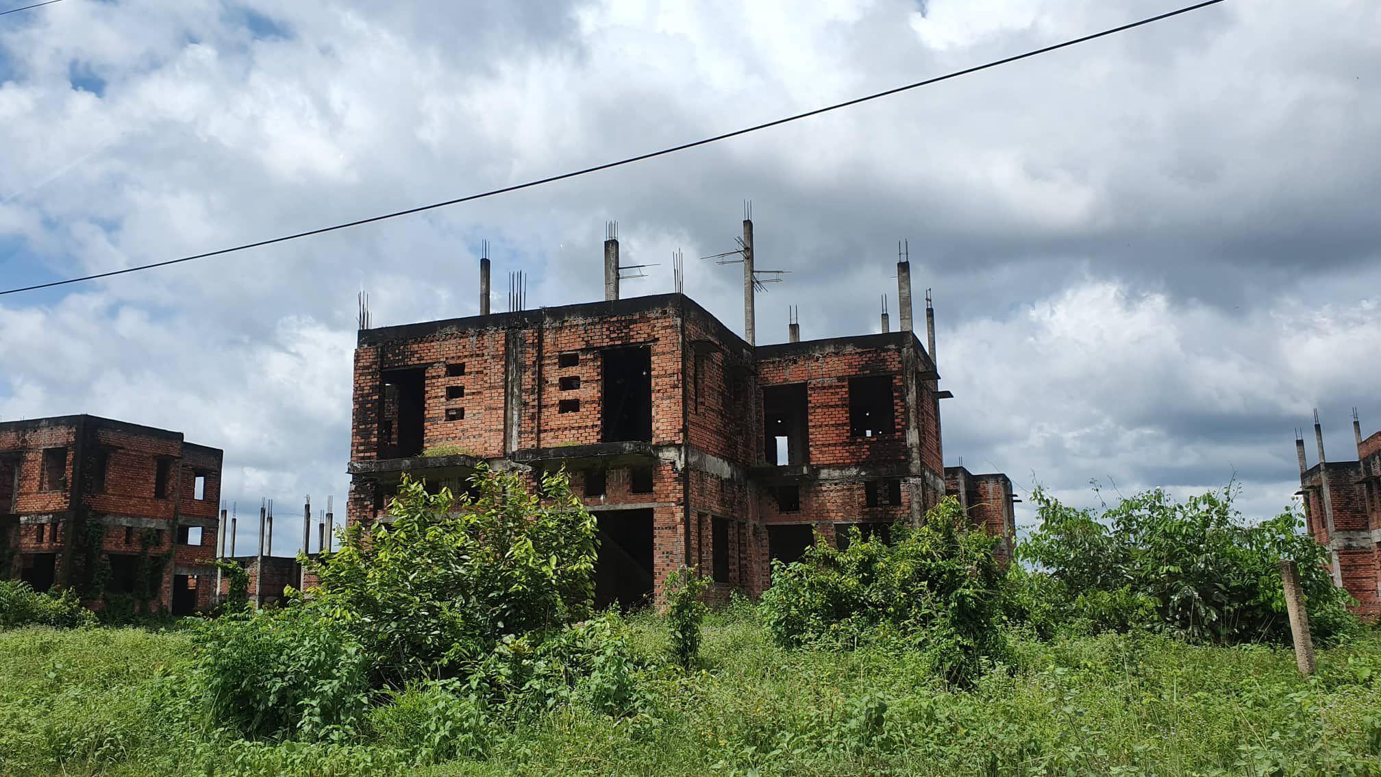 Nhiều dự án bất động sản bị bỏ hoang trên đất Đồng Nai - Ảnh 3.