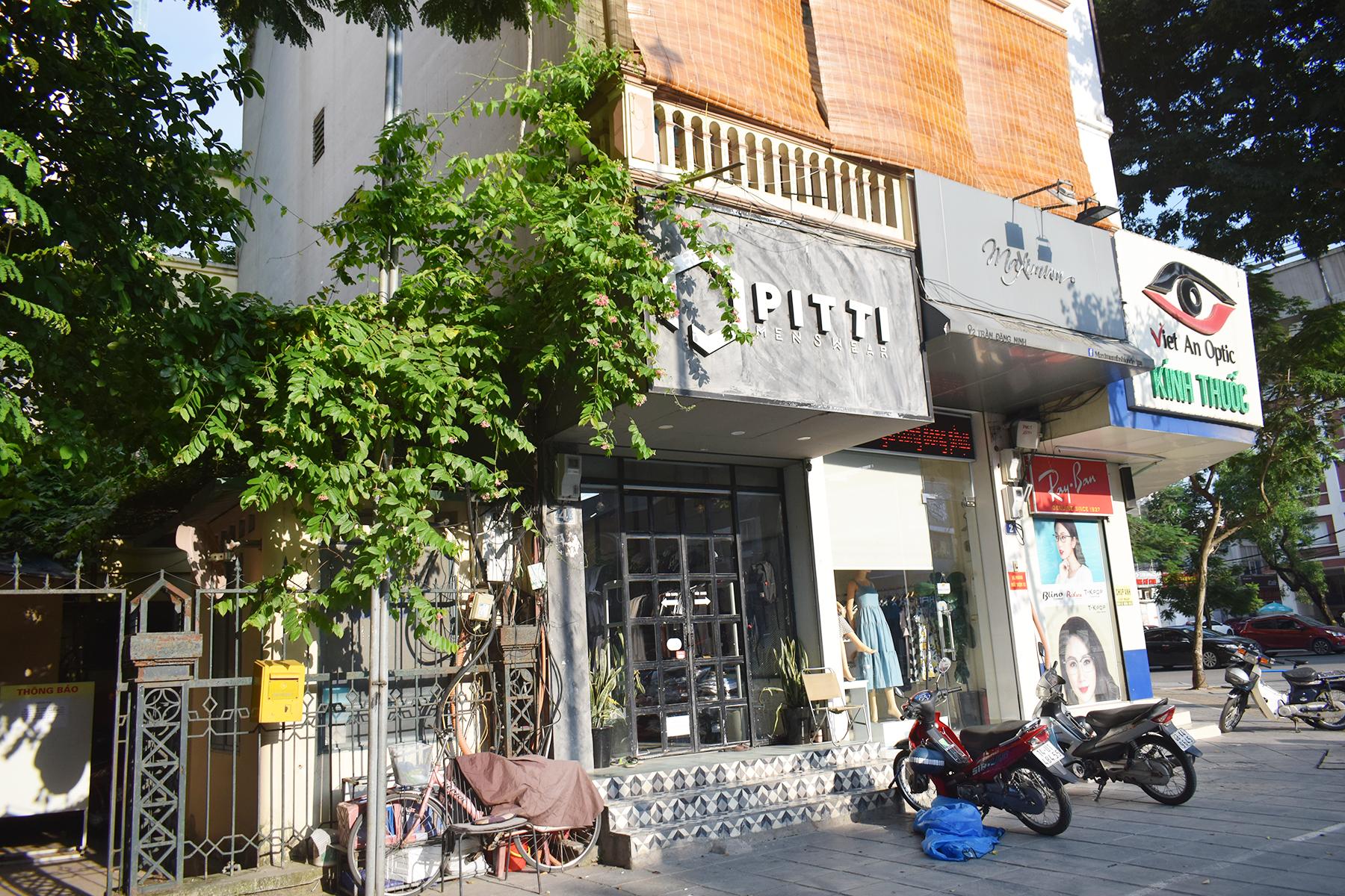 Những khu đất dính quy hoạch ở phường Dịch Vọng, Cầu Giấy, Hà Nội - Ảnh 4.