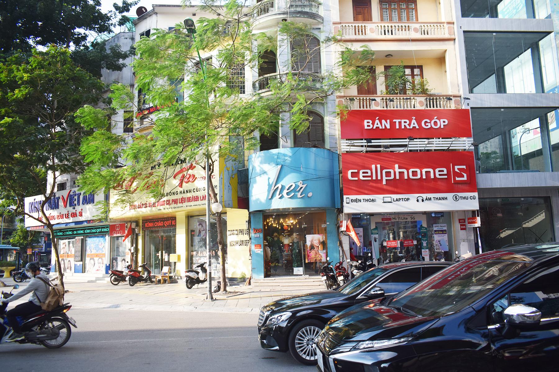 Những khu đất dính quy hoạch ở phường Dịch Vọng, Cầu Giấy, Hà Nội - Ảnh 5.