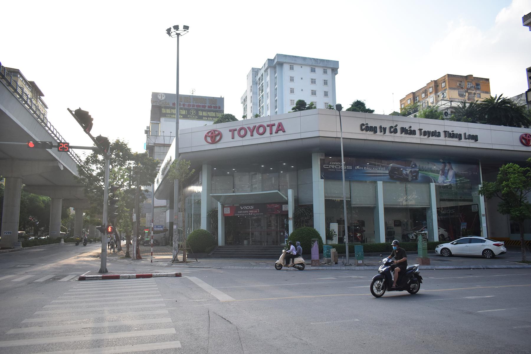 Những khu đất dính quy hoạch ở phường Dịch Vọng, Cầu Giấy, Hà Nội - Ảnh 10.