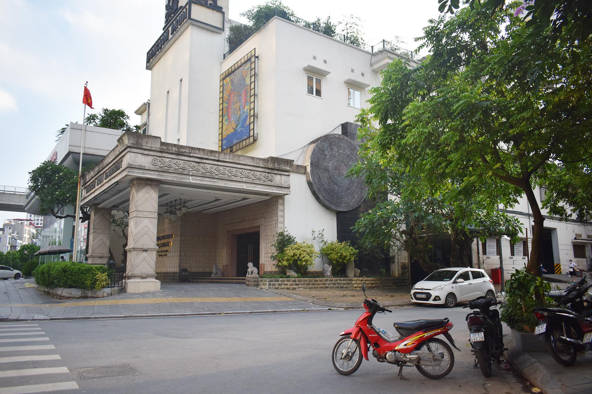 Những khu đất dính quy hoạch ở phường Dịch Vọng, Cầu Giấy, Hà Nội - Ảnh 12.