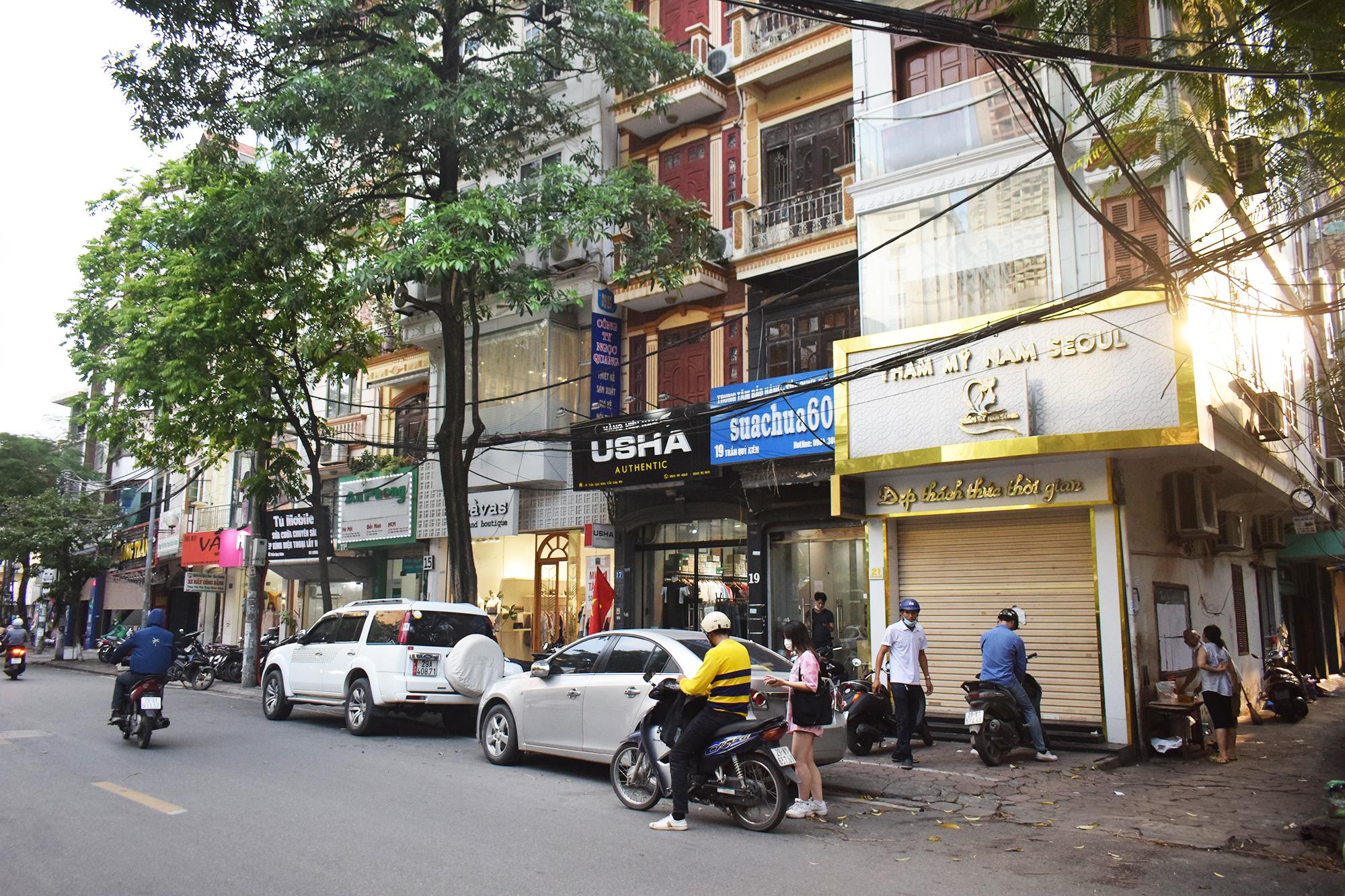Những khu đất dính quy hoạch ở phường Dịch Vọng, Cầu Giấy, Hà Nội - Ảnh 17.