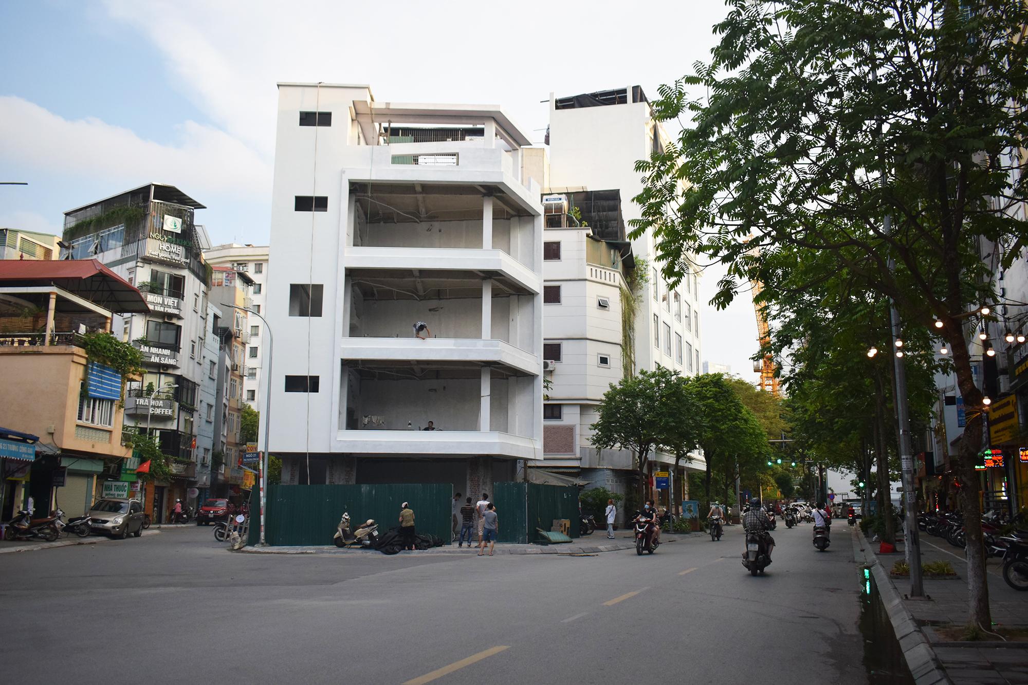 Những khu đất dính quy hoạch ở phường Dịch Vọng, Cầu Giấy, Hà Nội - Ảnh 22.