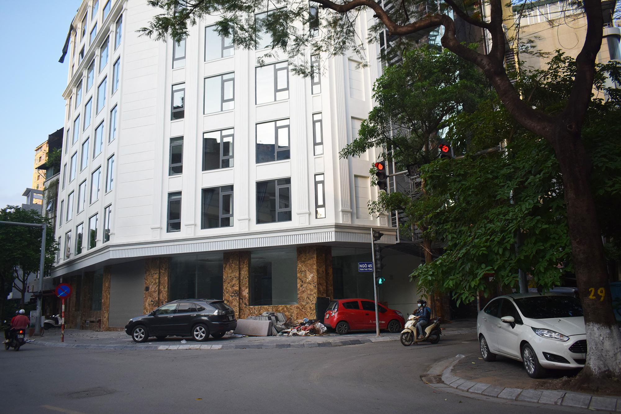 Những khu đất dính quy hoạch ở phường Dịch Vọng, Cầu Giấy, Hà Nội - Ảnh 24.
