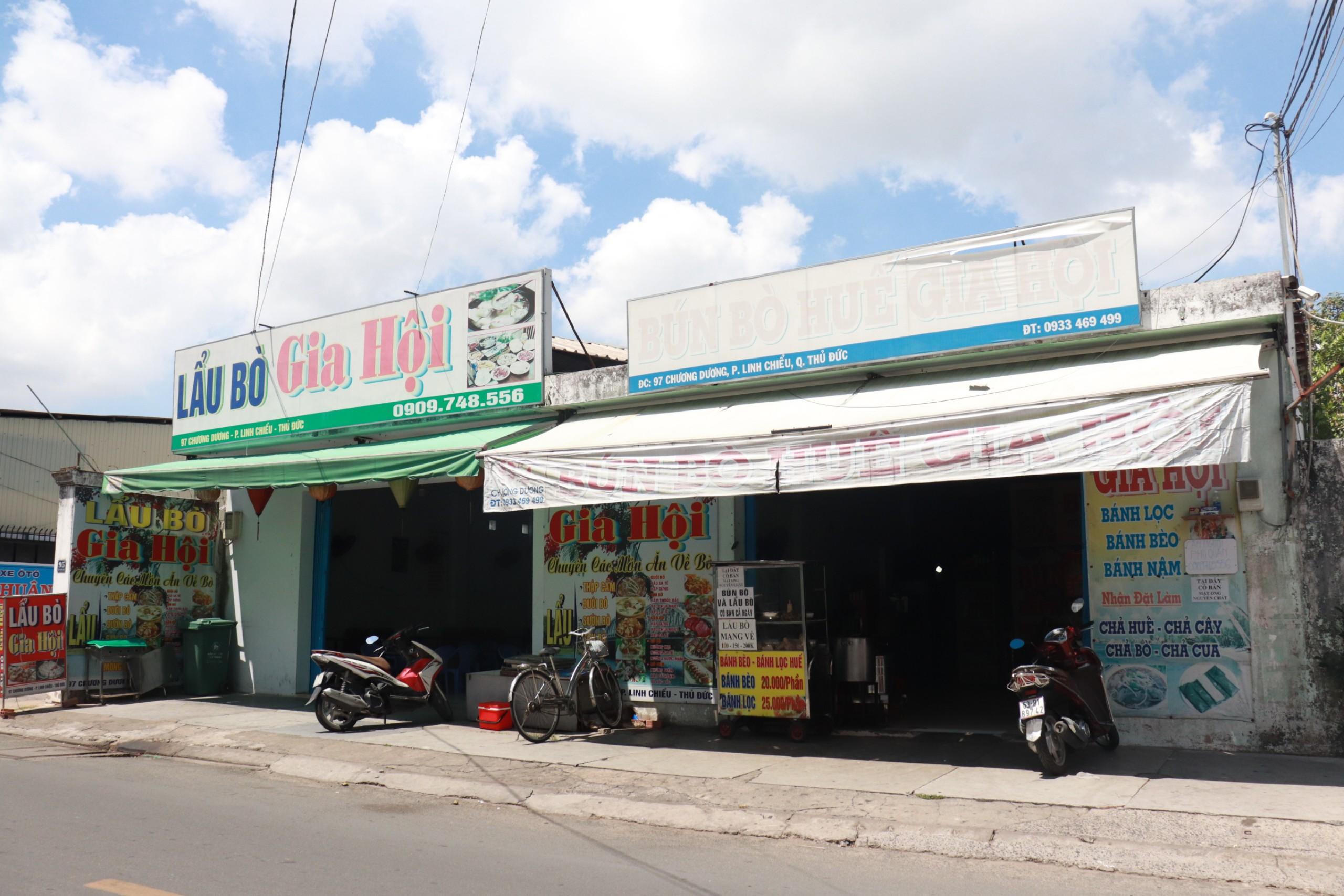 4 khu đất dính quy hoạch tại phường Linh Chiểu, TP Thủ Đức - Ảnh 4.