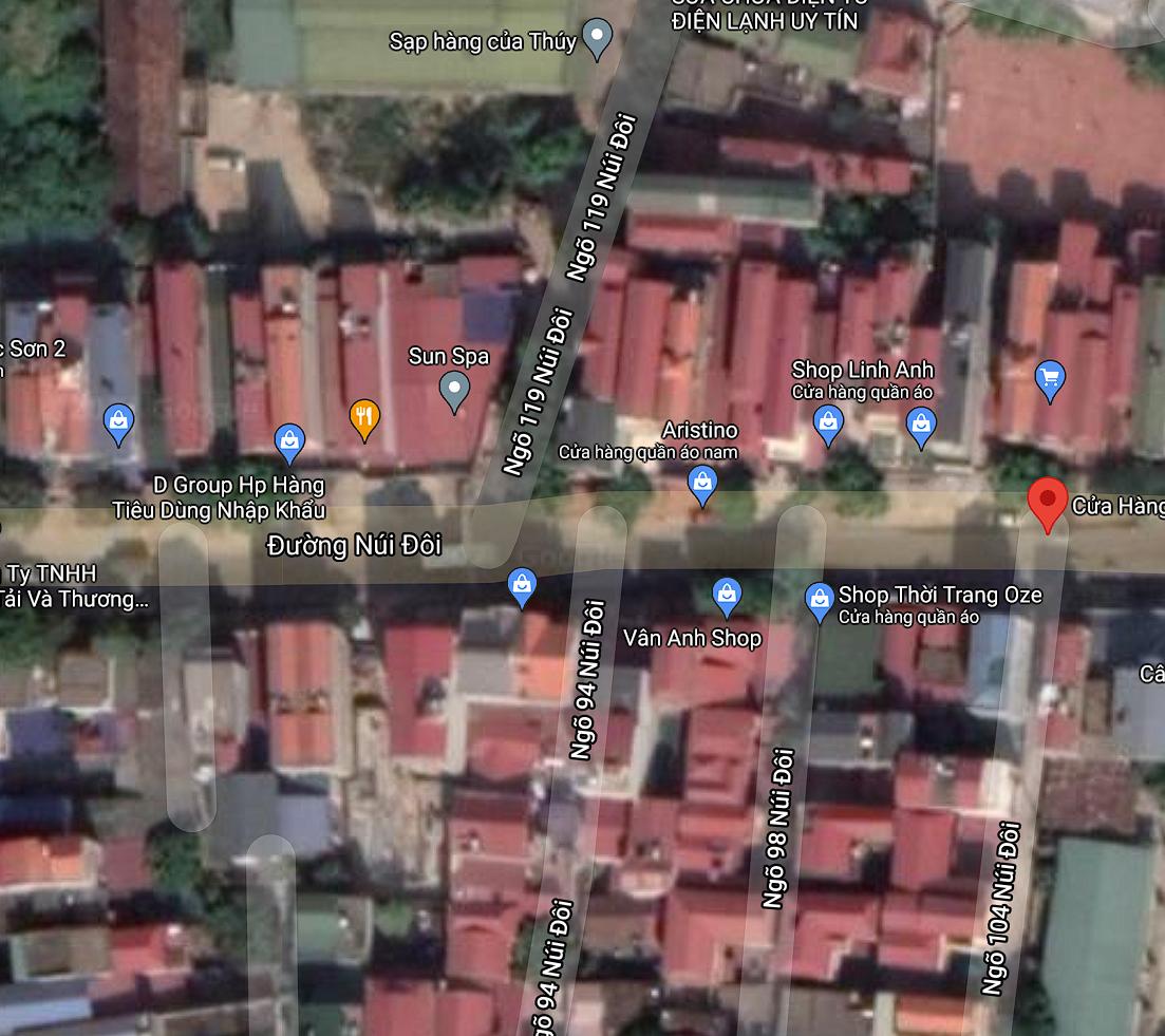 Đất dính quy hoạch ở thị trấn Sóc Sơn, Sóc Sơn, Hà Nội - Ảnh 2.