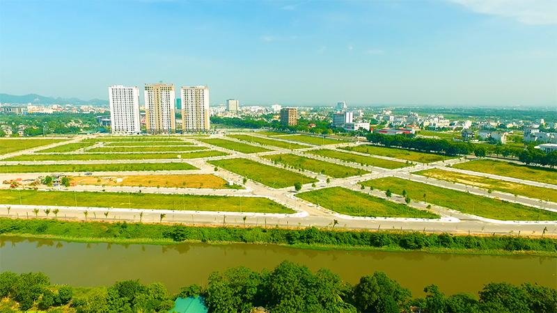 Thanh Hóa: Doanh nghiệp trúng đấu giá dự án khu đô thị nộp 1.215 tỷ đồng sau hai năm - Ảnh 1.