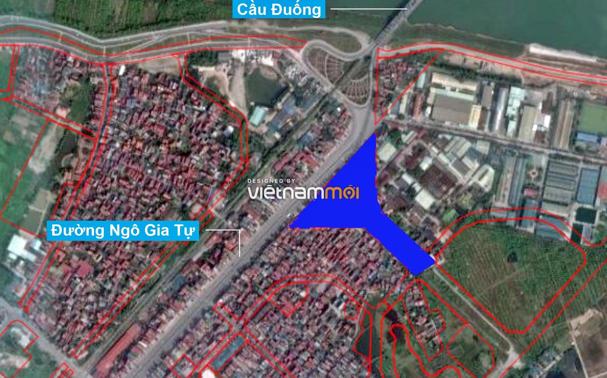 Những khu đất sắp thu hồi để mở đường ở phường Đức Giang, Long Biên, Hà Nội (phần 1) - Ảnh 2.