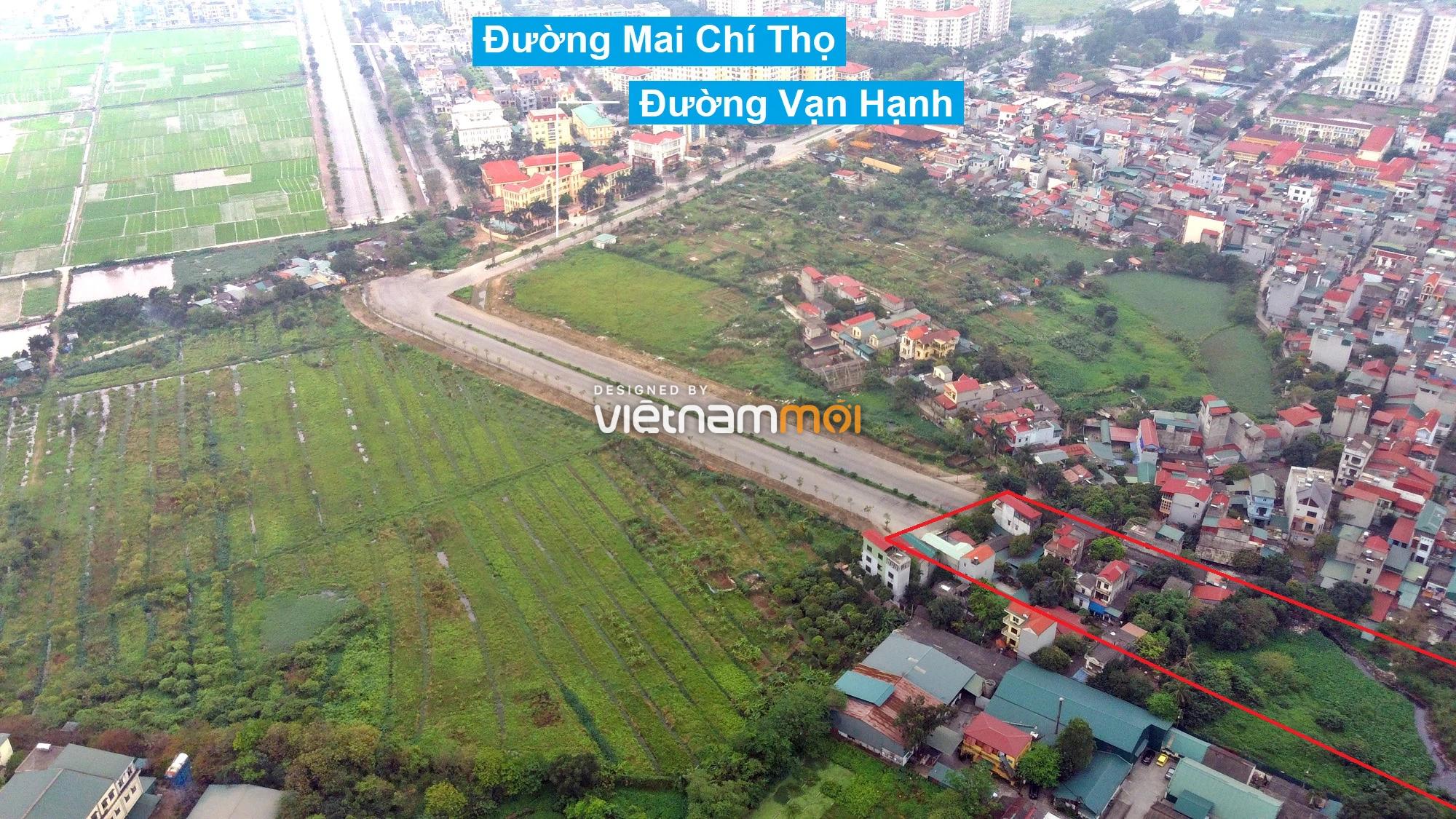 Những khu đất sắp thu hồi để mở đường ở phường Đức Giang, Long Biên, Hà Nội (phần 1) - Ảnh 3.