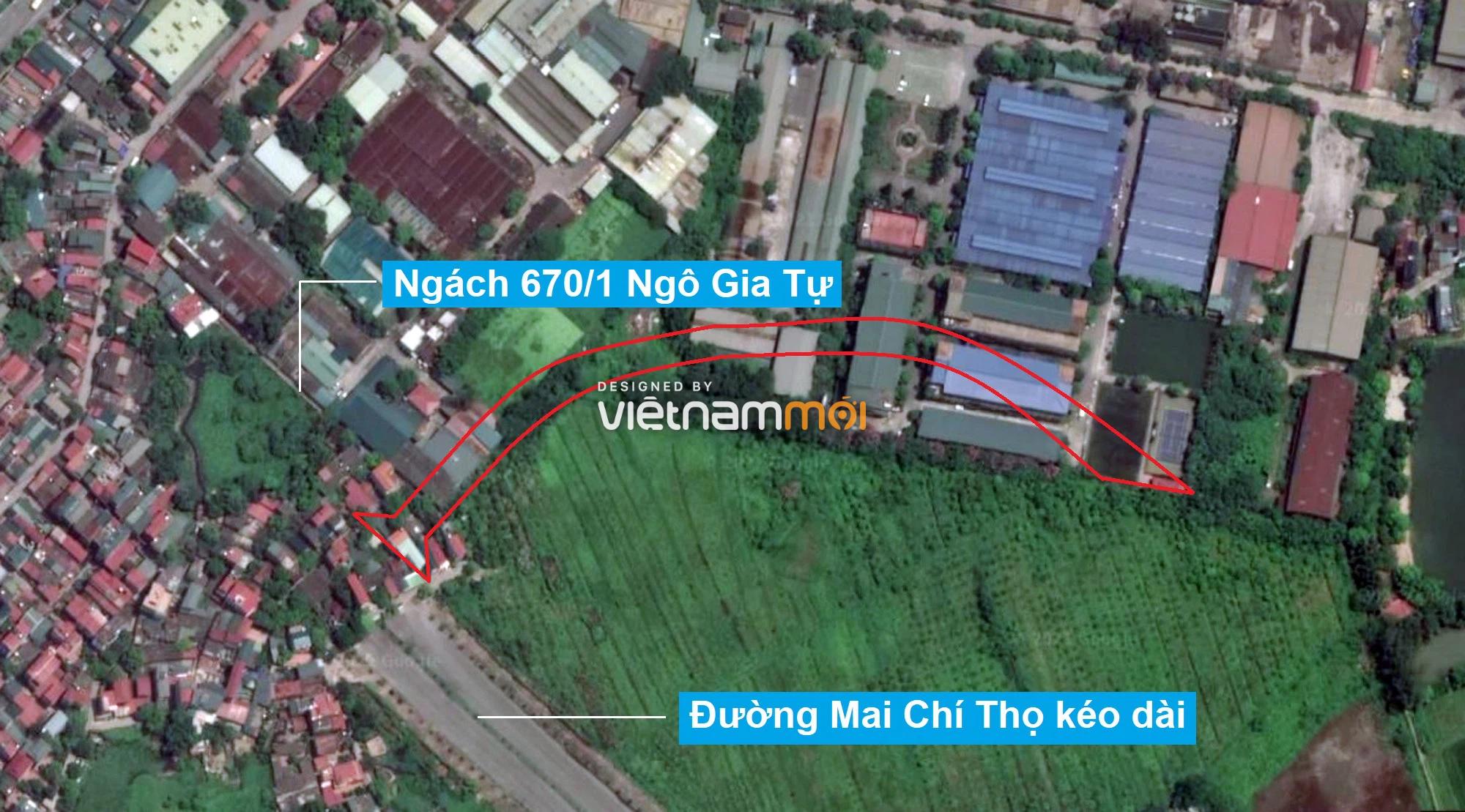 Những khu đất sắp thu hồi để mở đường ở phường Đức Giang, Long Biên, Hà Nội (phần 1) - Ảnh 9.