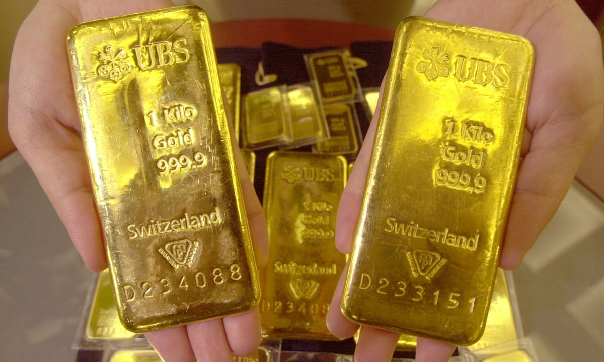 Giá vàng hôm nay 18/5: Tiếp tục bay cao khi tiền điện tử sụp đổ - Ảnh 1.