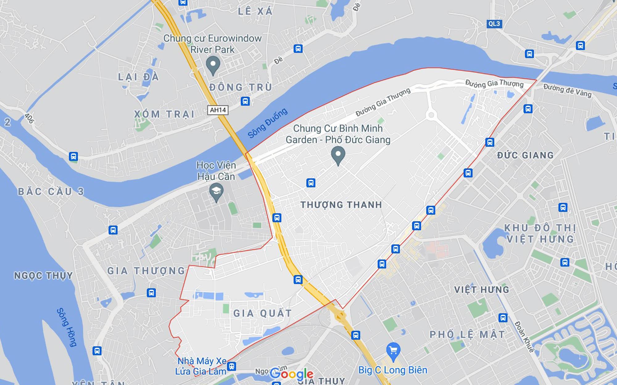Những khu đất sắp thu hồi để mở đường ở phường Thượng Thanh, Long Biên, Hà Nội (phần 1) - Ảnh 1.