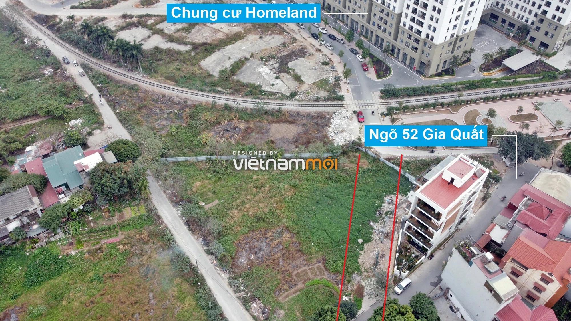 Những khu đất sắp thu hồi để mở đường ở phường Thượng Thanh, Long Biên, Hà Nội (phần 1) - Ảnh 3.