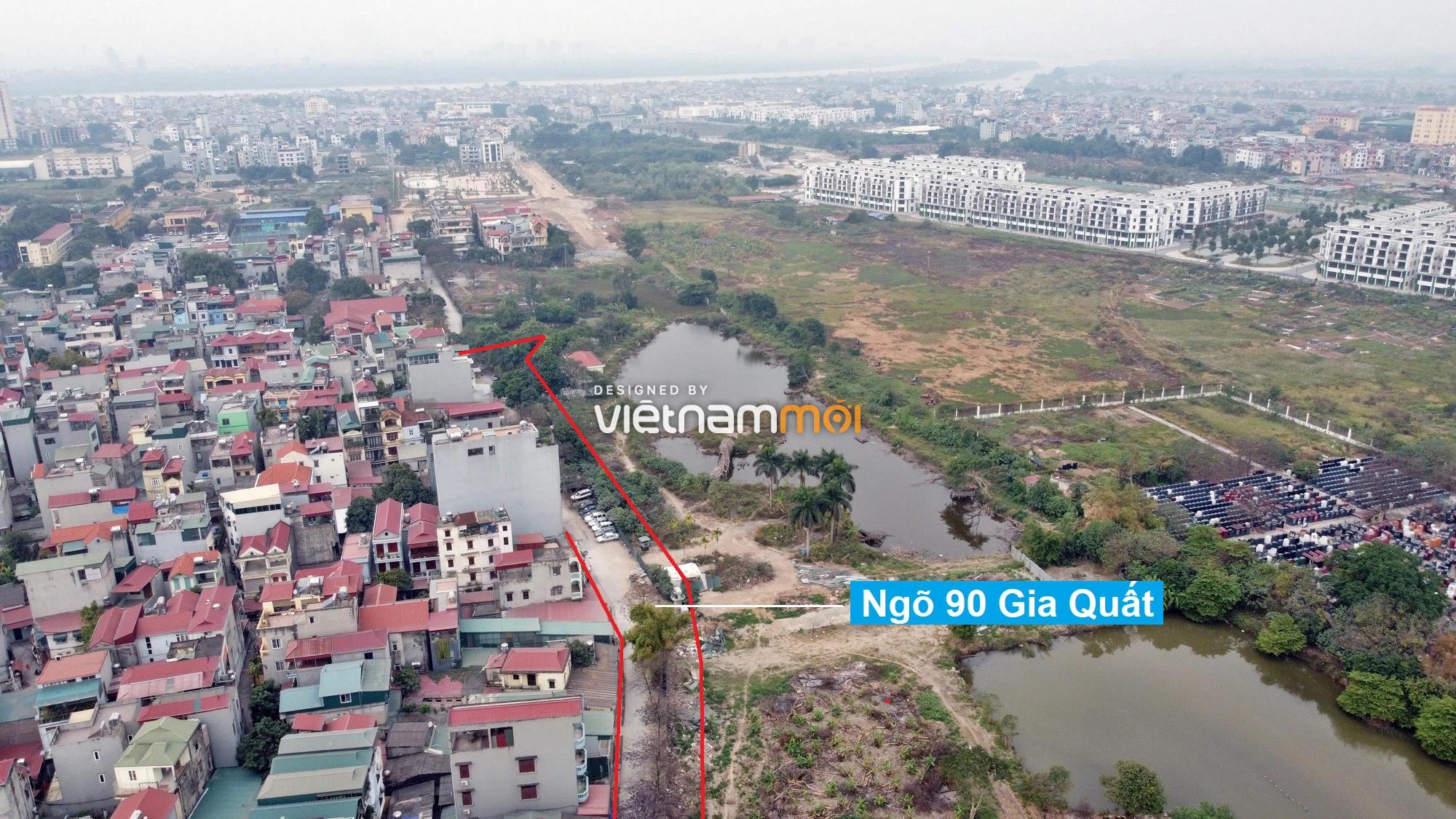 Những khu đất sắp thu hồi để mở đường ở phường Thượng Thanh, Long Biên, Hà Nội (phần 1) - Ảnh 5.