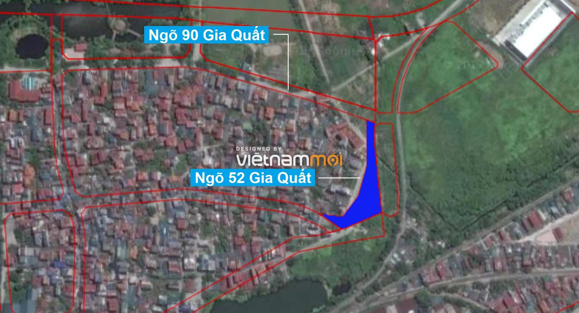 Những khu đất sắp thu hồi để mở đường ở phường Thượng Thanh, Long Biên, Hà Nội (phần 1) - Ảnh 7.