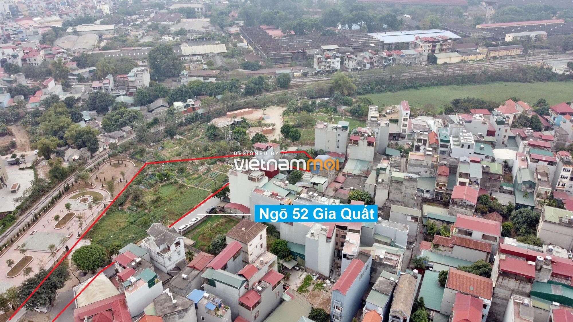 Những khu đất sắp thu hồi để mở đường ở phường Thượng Thanh, Long Biên, Hà Nội (phần 1) - Ảnh 9.