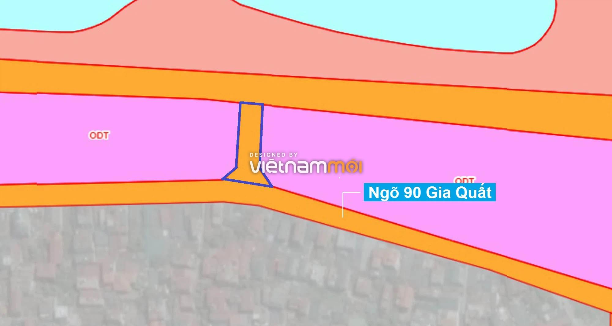 Những khu đất sắp thu hồi để mở đường ở phường Thượng Thanh, Long Biên, Hà Nội (phần 1) - Ảnh 11.
