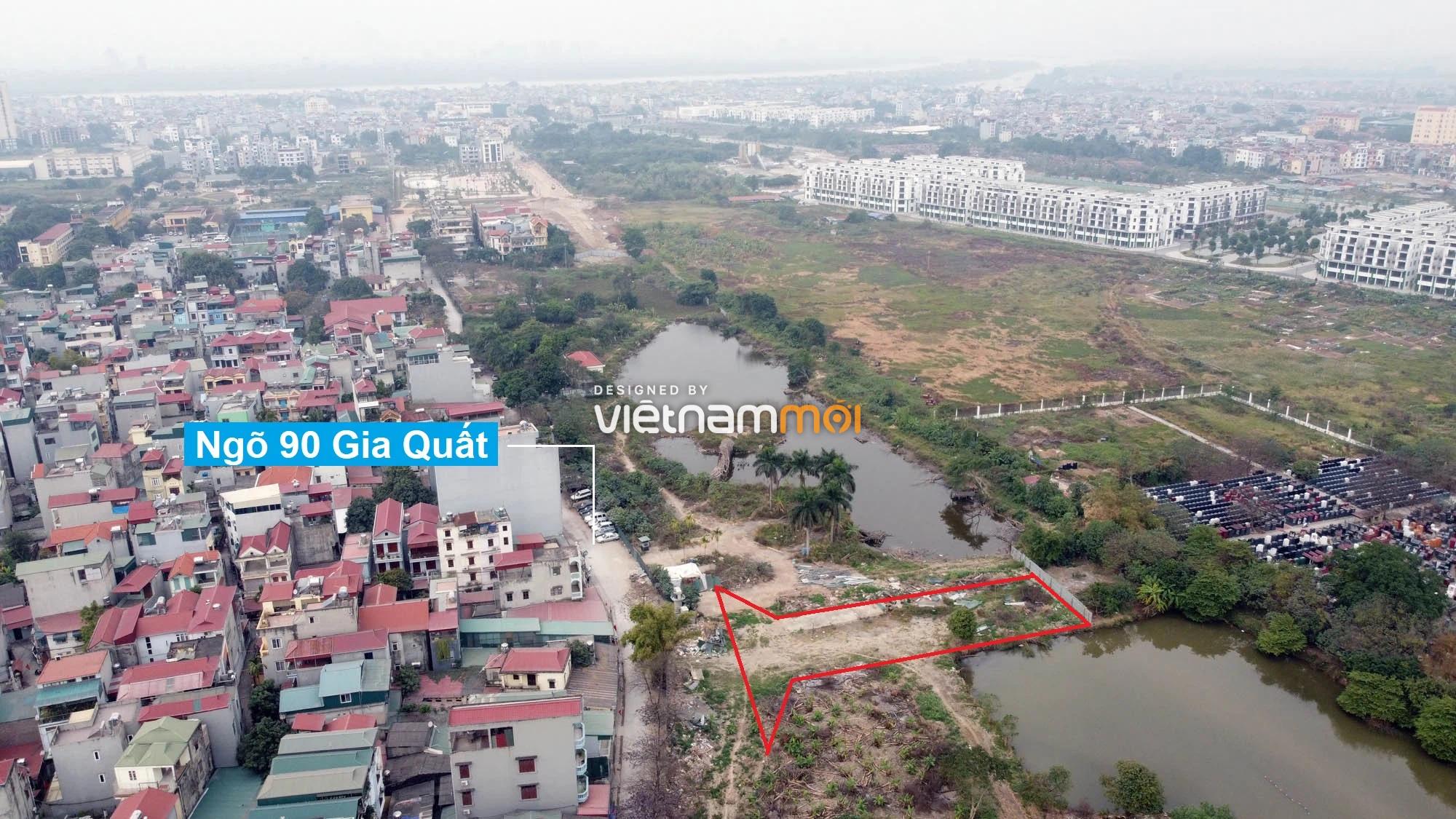 Những khu đất sắp thu hồi để mở đường ở phường Thượng Thanh, Long Biên, Hà Nội (phần 1) - Ảnh 13.