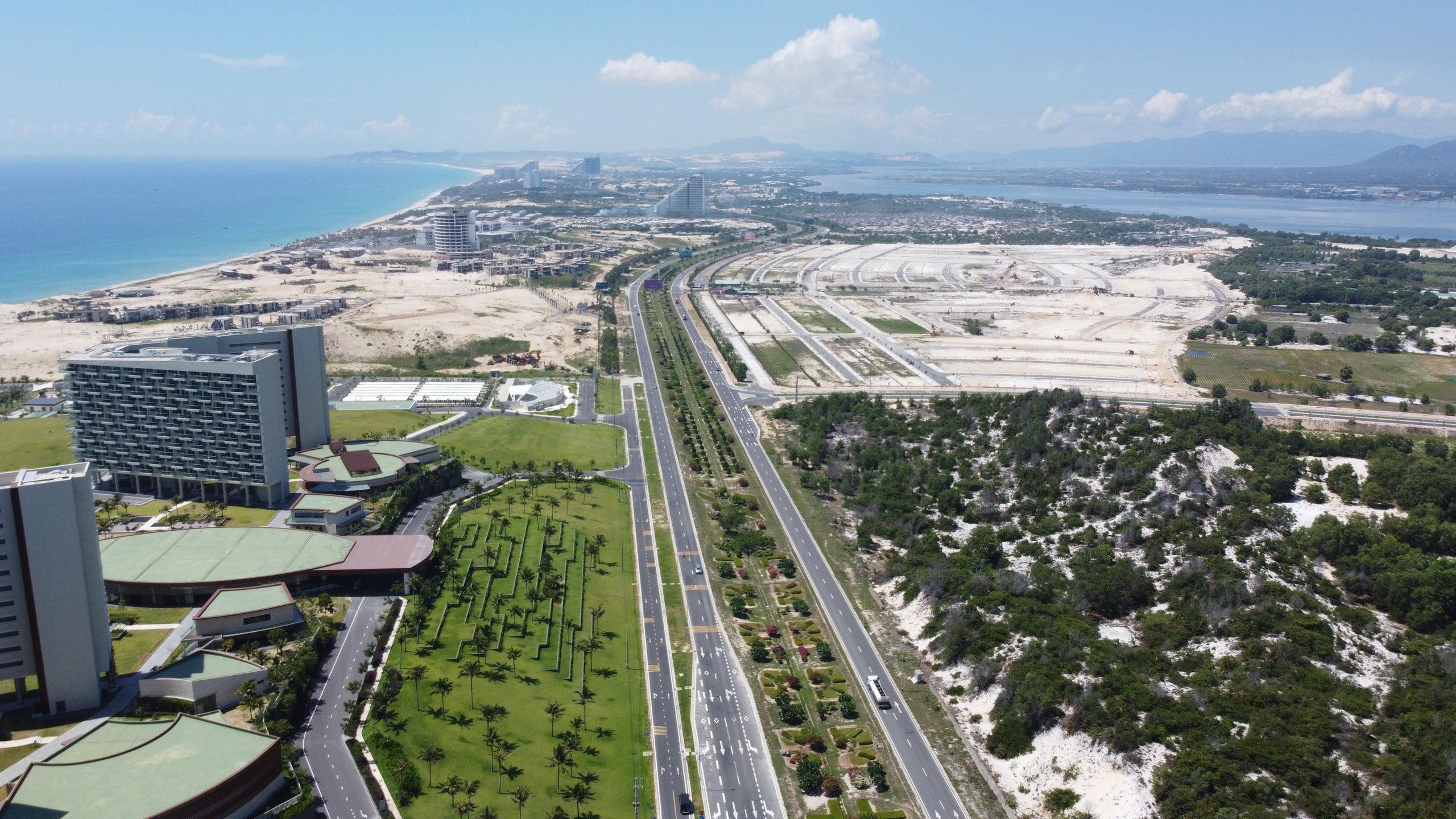 Khánh Hòa lập quy hoạch một số phân khu bờ Tây KDL Bãi Dài - Ảnh 1.