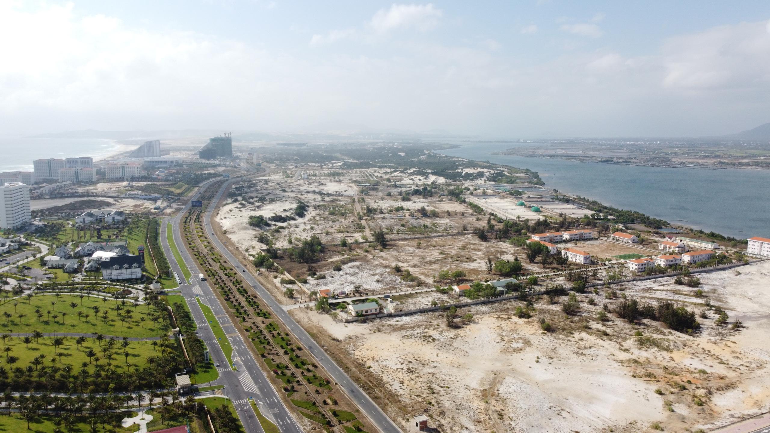 Khánh Hòa lập quy hoạch một số phân khu bờ Tây KDL Bãi Dài - Ảnh 2.