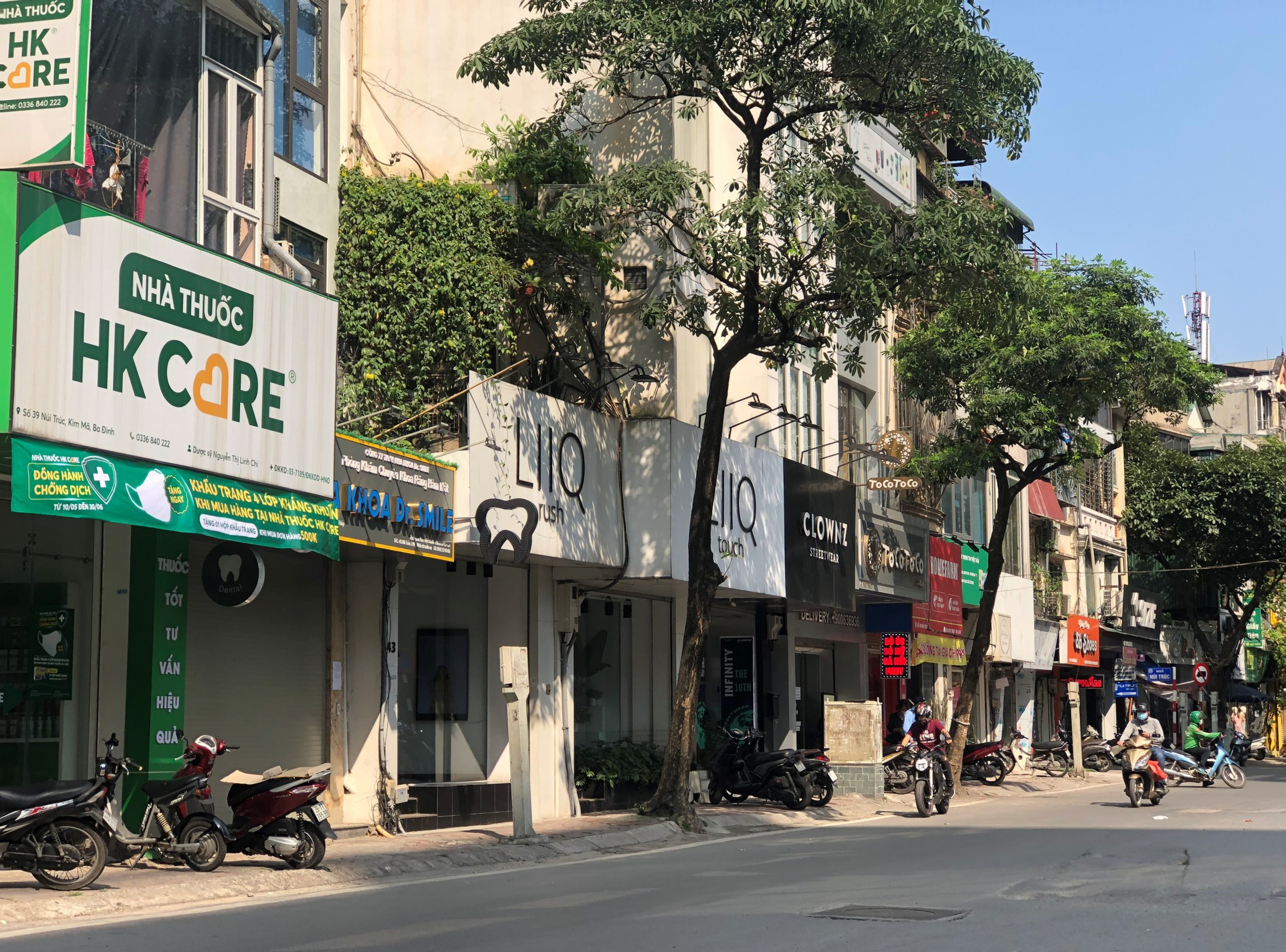Những khu đất sắp thu hồi ở phường Kim Mã, Ba Đình (phần 3): Đường nối từ Núi Trúc đến Kim Mã và Giang Văn Minh - Ảnh 1.