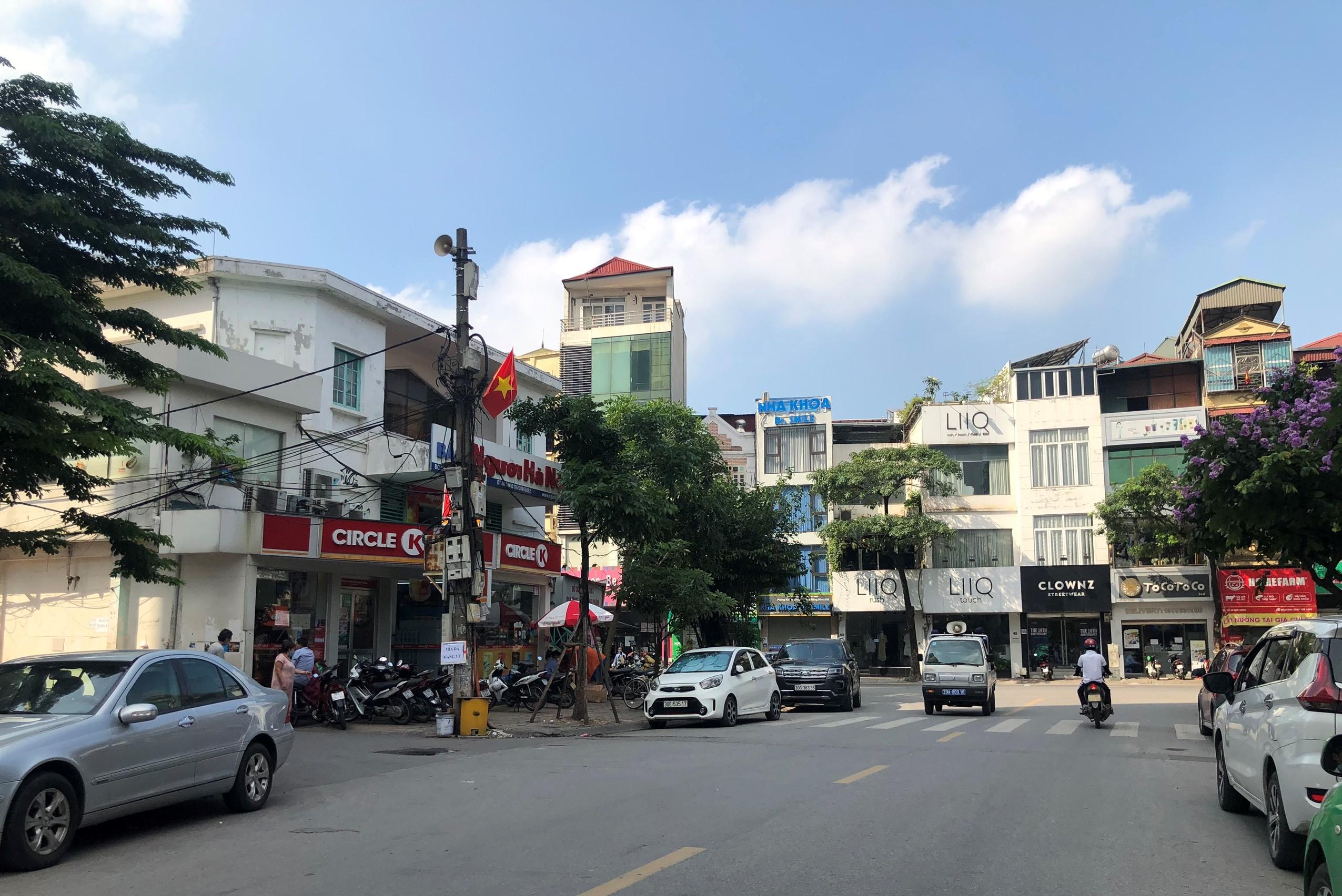 Những khu đất sắp thu hồi ở phường Kim Mã, Ba Đình (phần 3): Đường nối từ Núi Trúc đến Kim Mã và Giang Văn Minh - Ảnh 2.