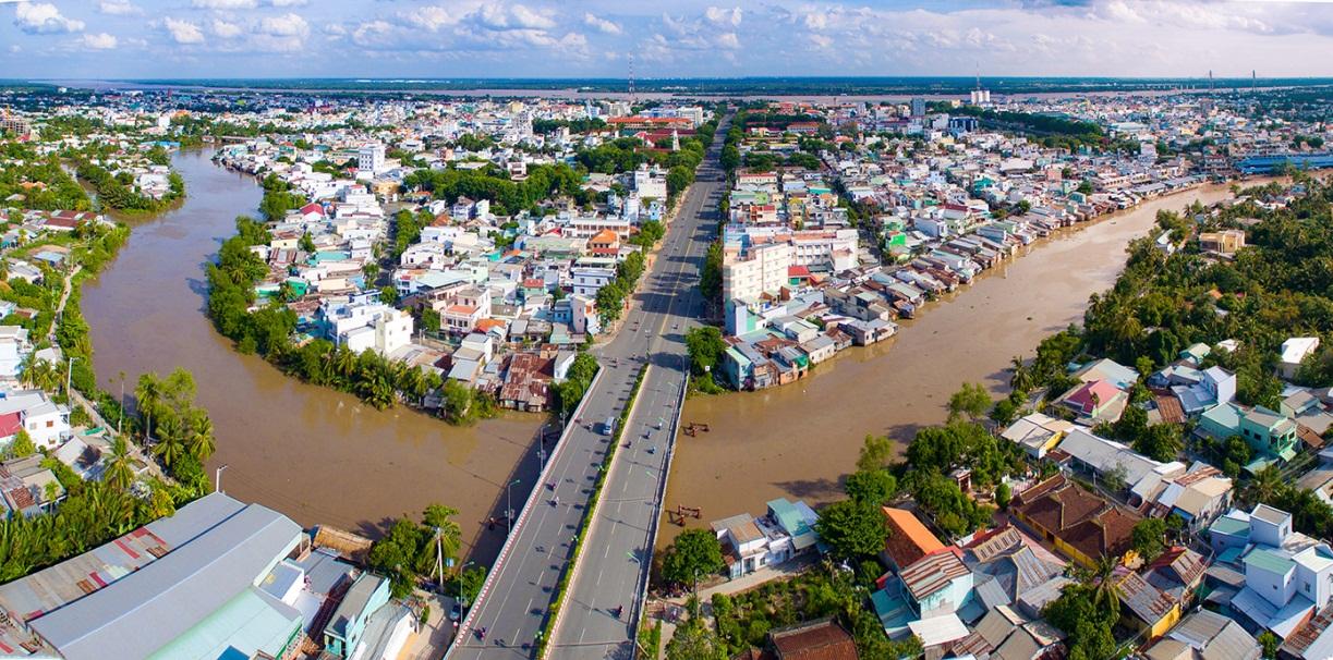 56 dự án giao thông tại Tiền Giang - Ảnh 1.