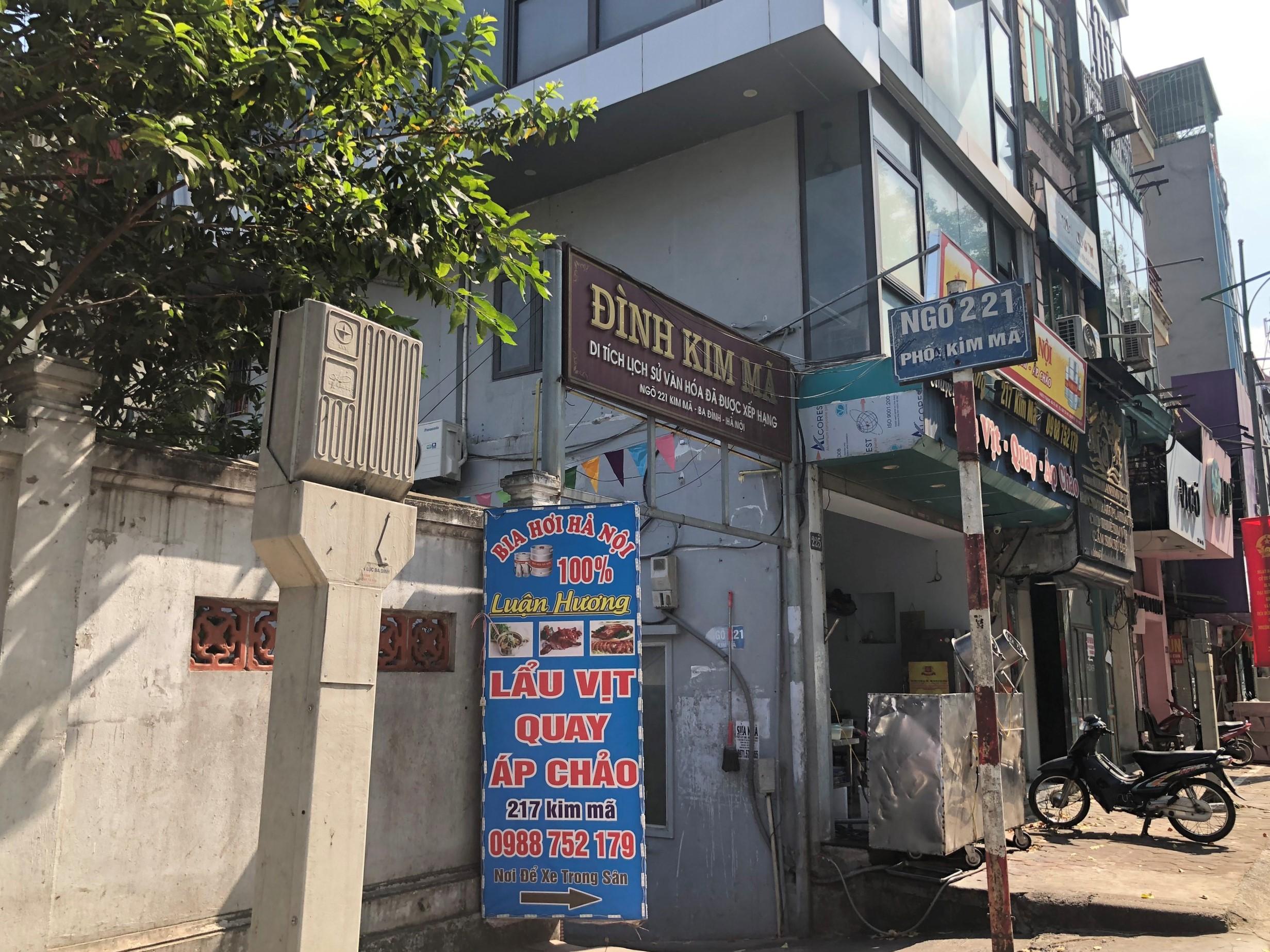 Những khu đất sắp thu hồi ở phường Kim Mã, Ba Đình (phần 3): Đường nối từ Núi Trúc đến Kim Mã và Giang Văn Minh - Ảnh 8.