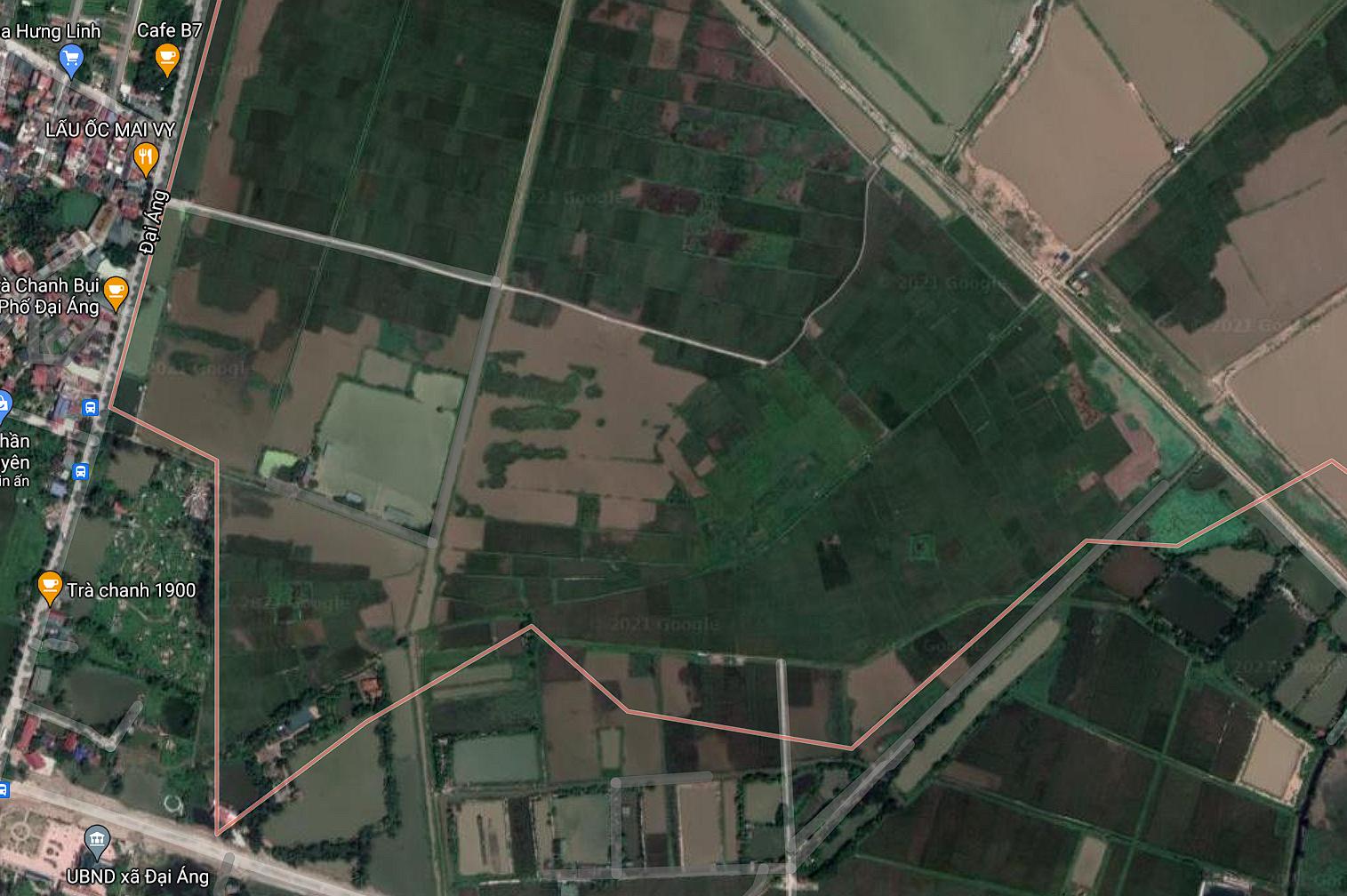 Đất dính quy hoạch ở xã Ngọc Hồi, Thanh Trì, Hà Nội - Ảnh 2.