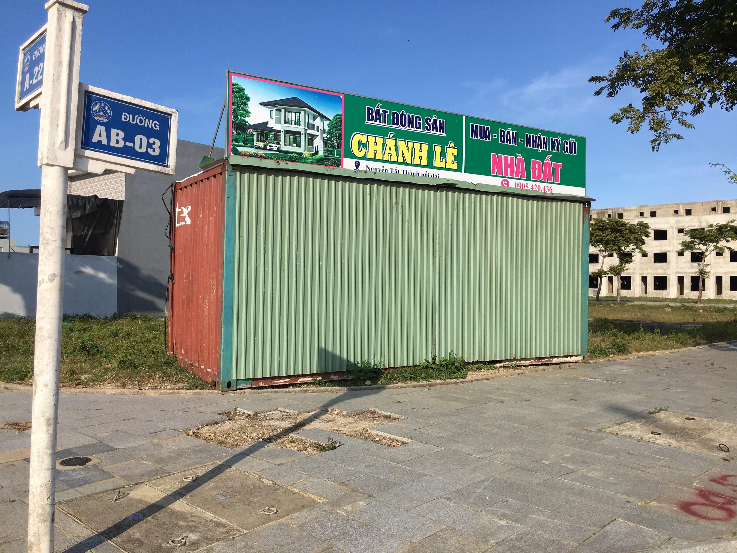 Trở lại nơi sốt đất ở Đà Nẵng, ki ốt bị dẹp hàng loạt, các dự án không bóng người - Ảnh 15.