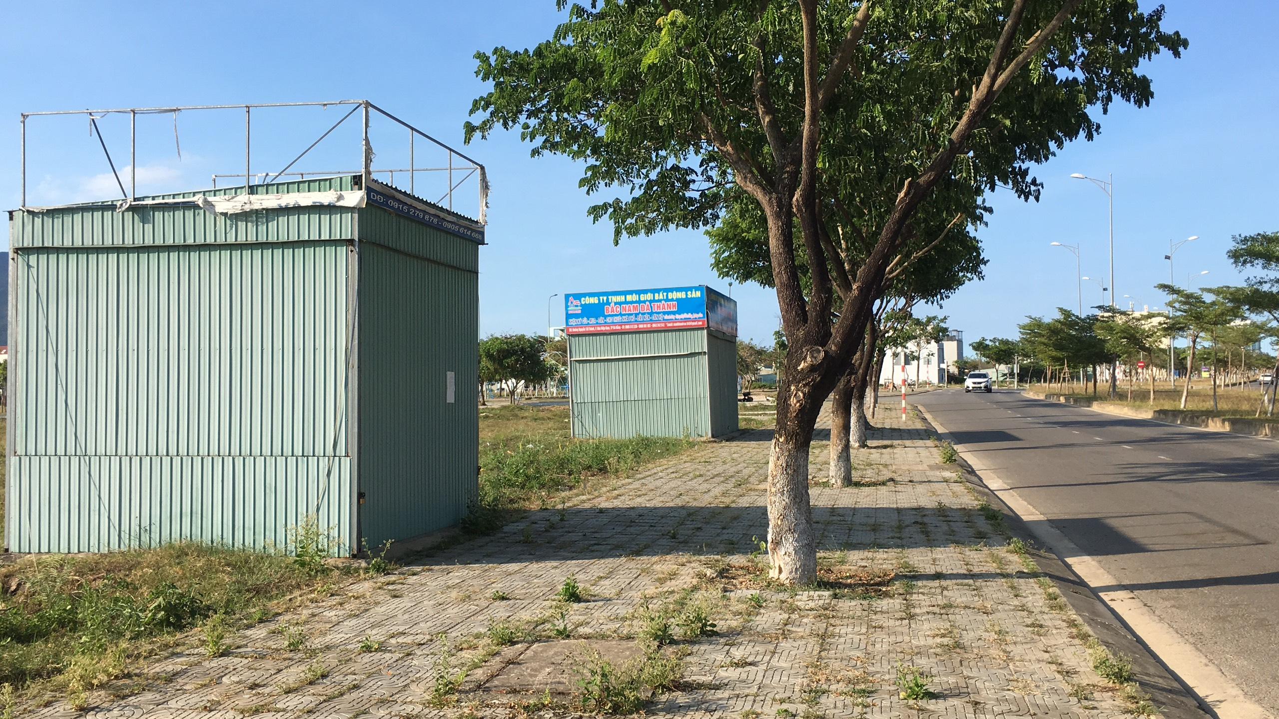 Trở lại nơi sốt đất ở Đà Nẵng, ki ốt bị dẹp hàng loạt, các dự án không bóng người - Ảnh 14.