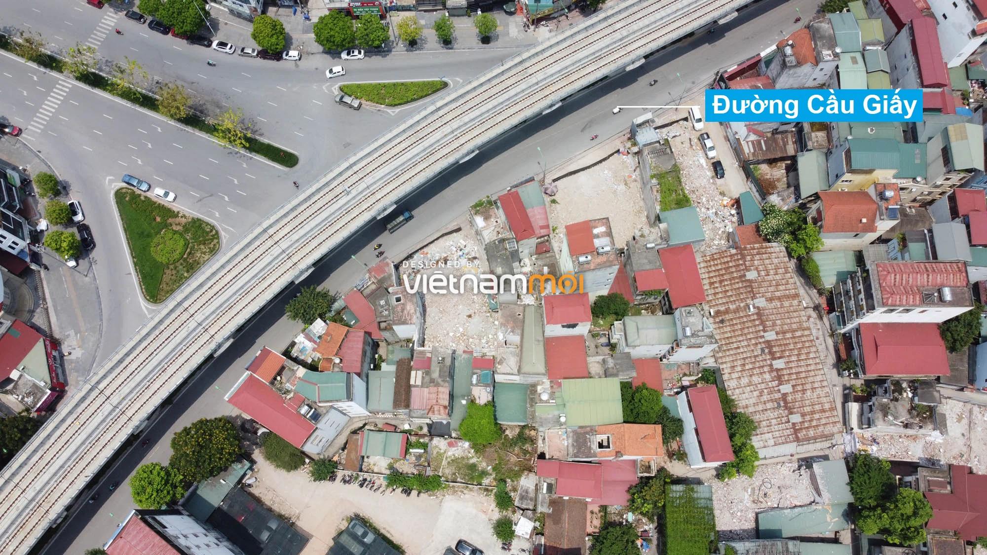 Vành đai 2,5 sẽ mở theo quy hoạch qua quận Cầu Giấy, Hà Nội - Ảnh 4.