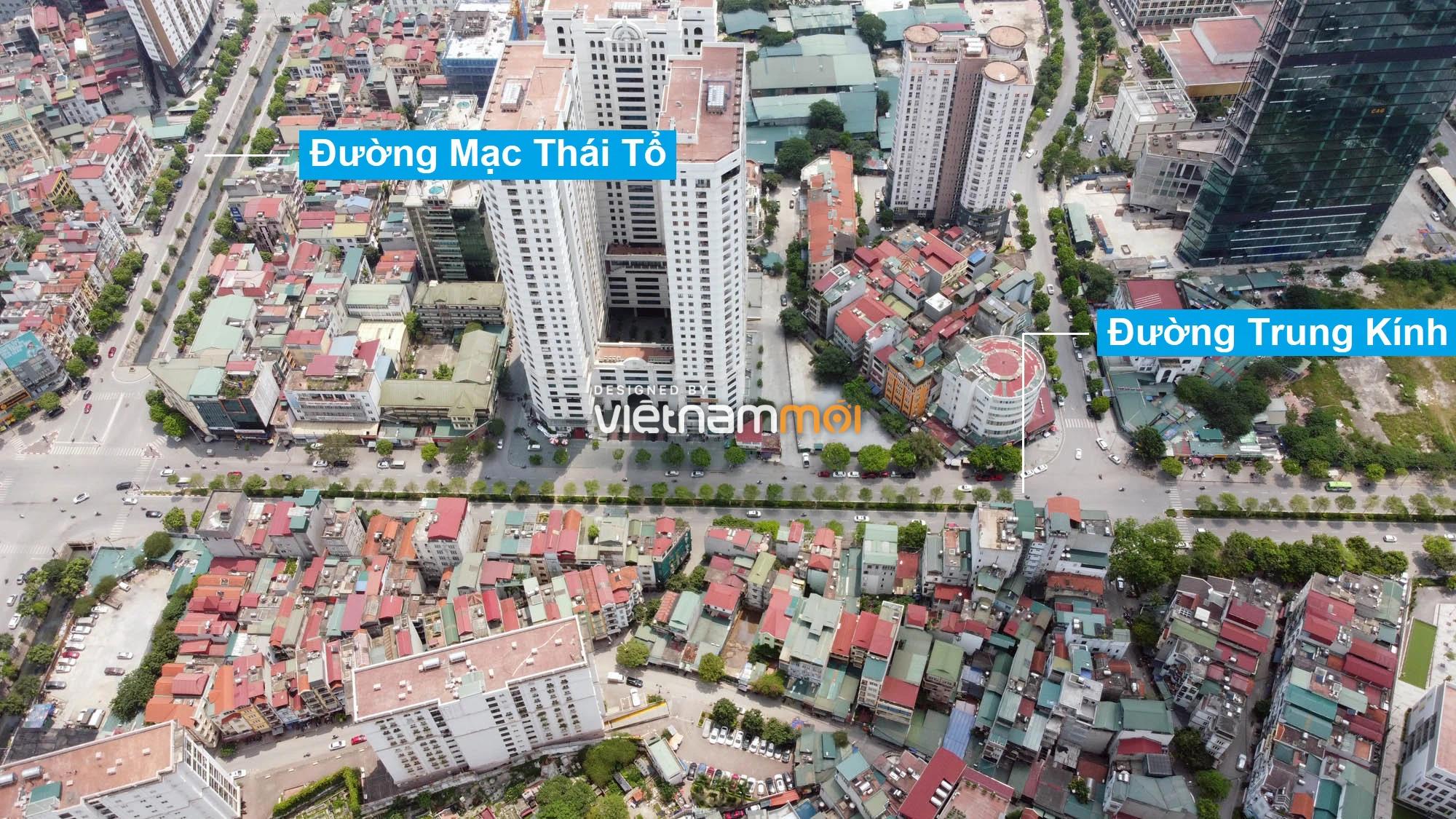 Vành đai 2,5 sẽ mở theo quy hoạch qua quận Cầu Giấy, Hà Nội - Ảnh 14.