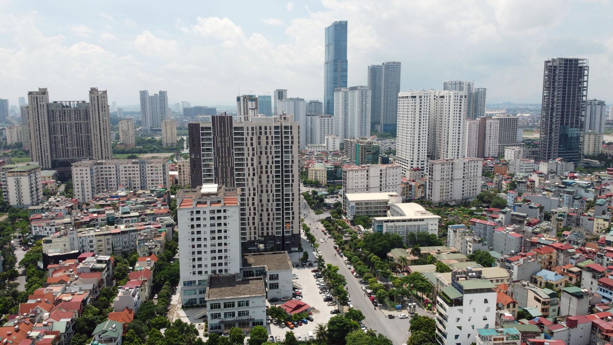 Ba đường sẽ mở theo qui hoạch ở phường Yên Hòa, Cầu Giấy, Hà Nội - Ảnh 14.