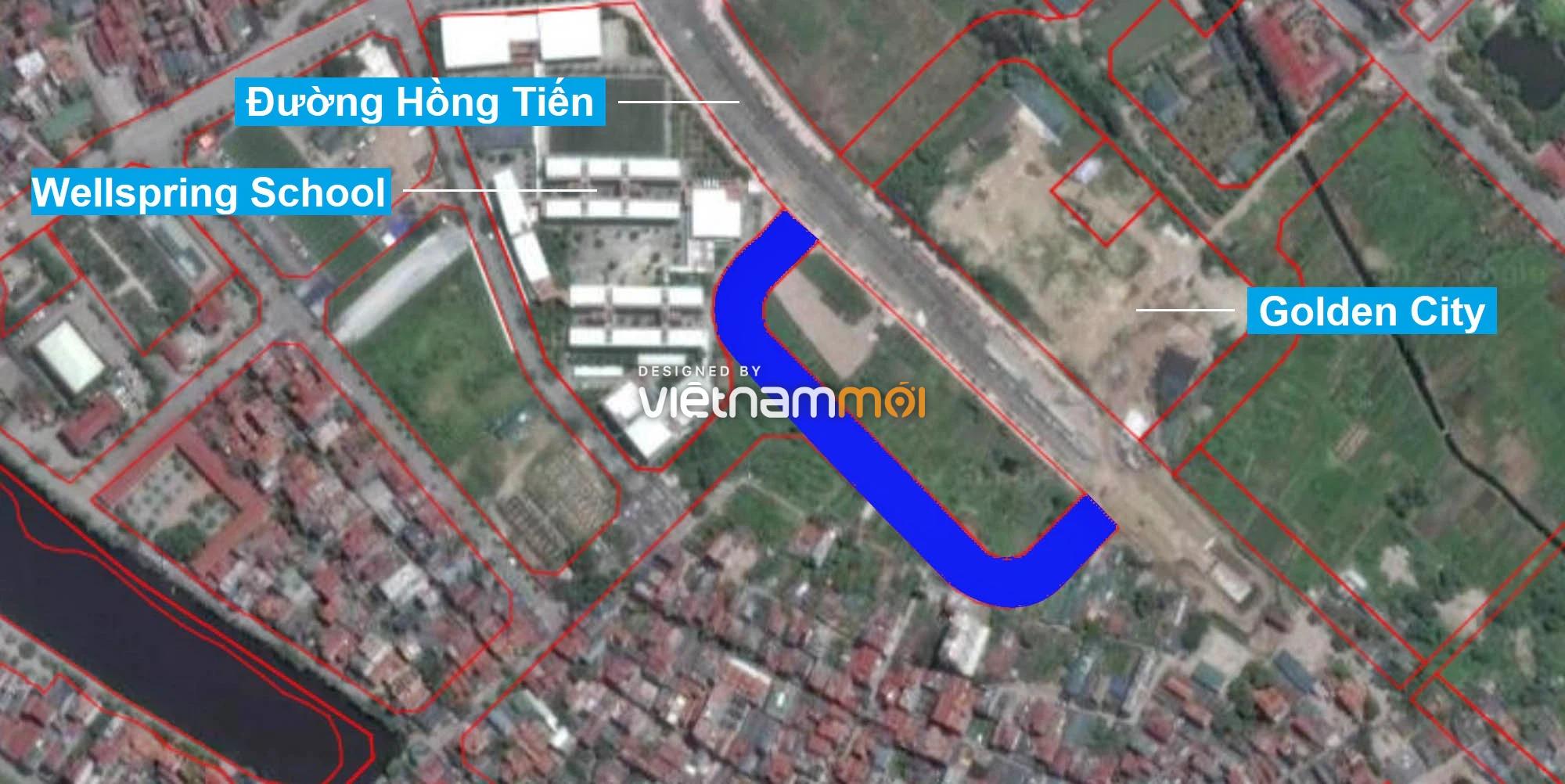 Những khu đất sắp thu hồi để mở đường ở phường Bồ Đề, Long Biên, Hà Nội (phần 2) - Ảnh 2.