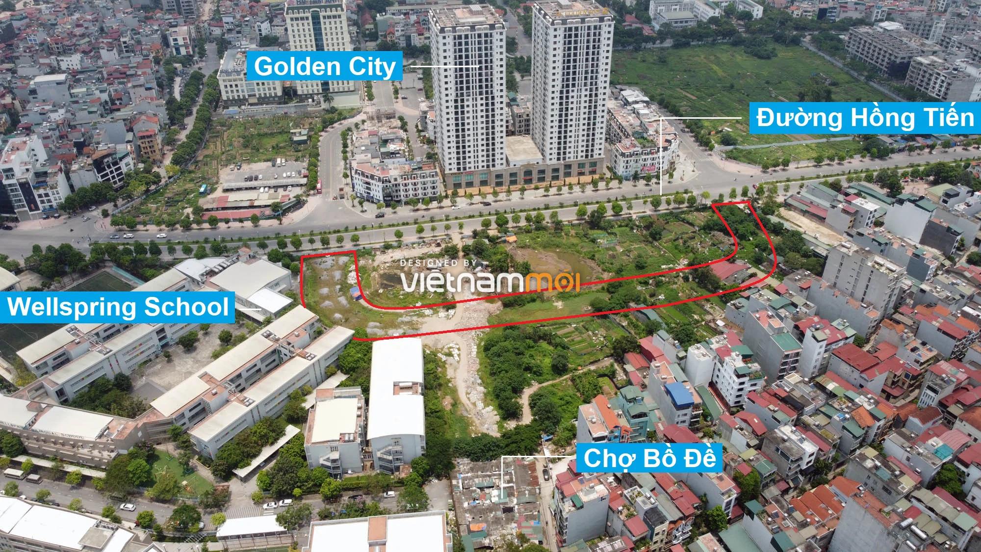 Những khu đất sắp thu hồi để mở đường ở phường Bồ Đề, Long Biên, Hà Nội (phần 2) - Ảnh 5.