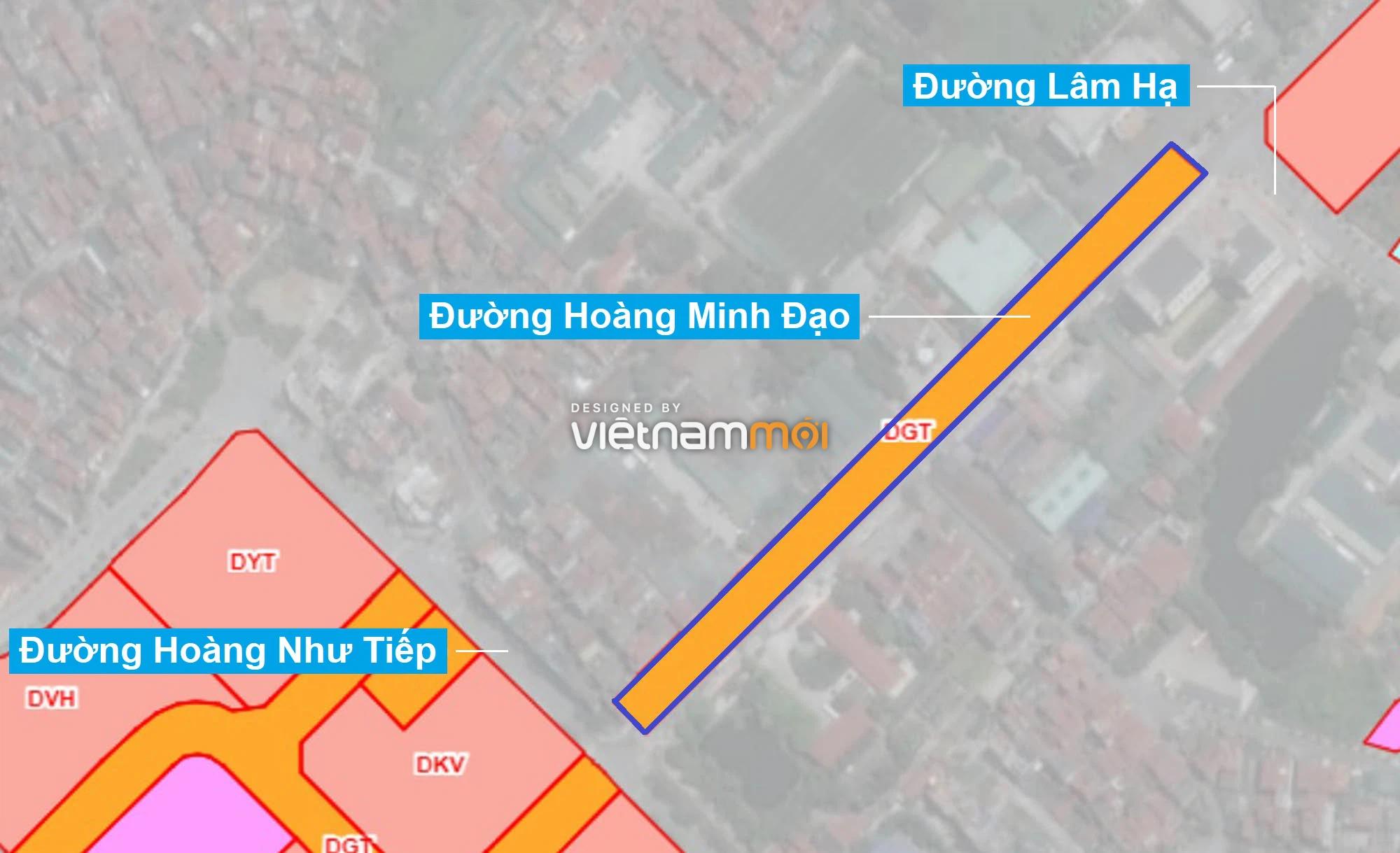 Những khu đất sắp thu hồi để mở đường ở phường Bồ Đề, Long Biên, Hà Nội (phần 2) - Ảnh 6.