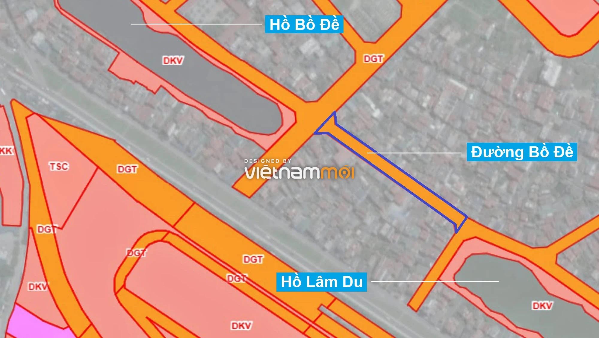 Những khu đất sắp thu hồi để mở đường ở phường Bồ Đề, Long Biên, Hà Nội (phần 2) - Ảnh 12.