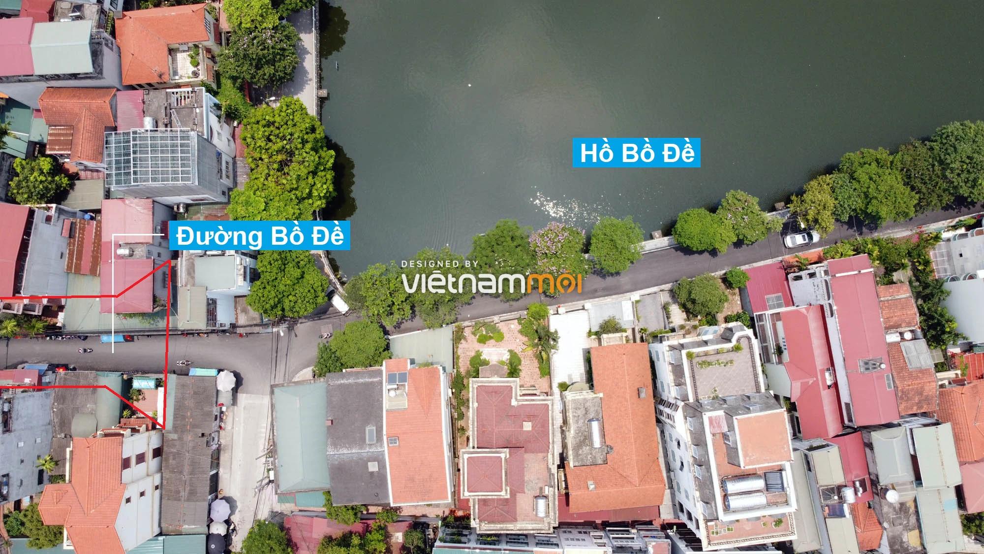 Những khu đất sắp thu hồi để mở đường ở phường Bồ Đề, Long Biên, Hà Nội (phần 2) - Ảnh 14.