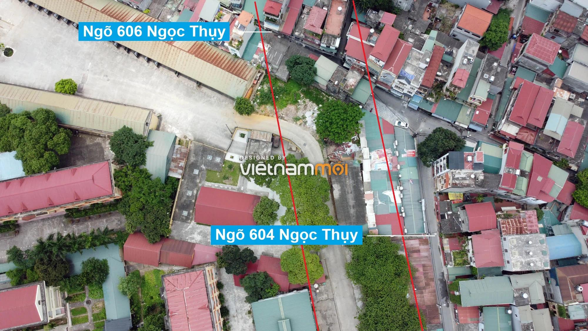 Đường sẽ mở theo quy hoạch ở phường Ngọc Thụy, Long Biên, Hà Nội (phần 5) - Ảnh 3.