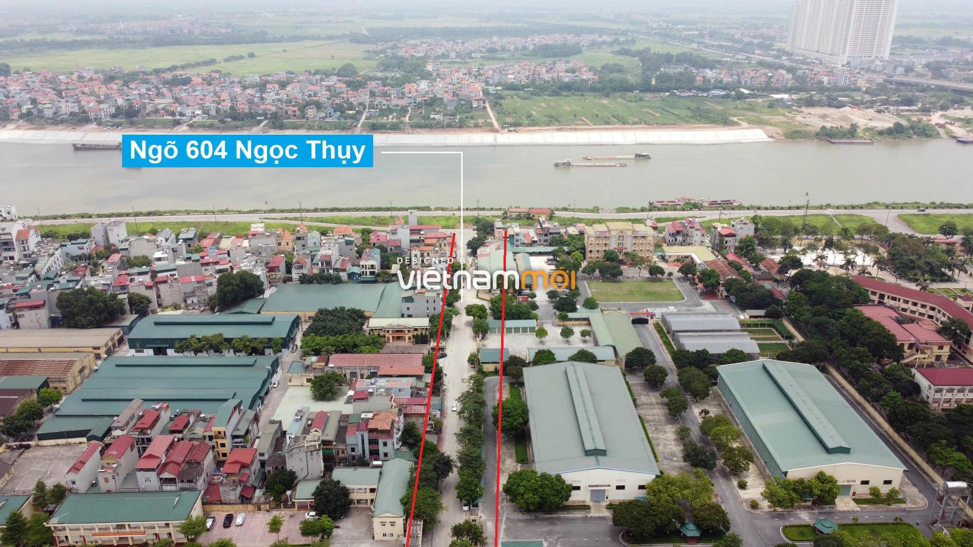 Đường sẽ mở theo quy hoạch ở phường Ngọc Thụy, Long Biên, Hà Nội (phần 5) - Ảnh 4.