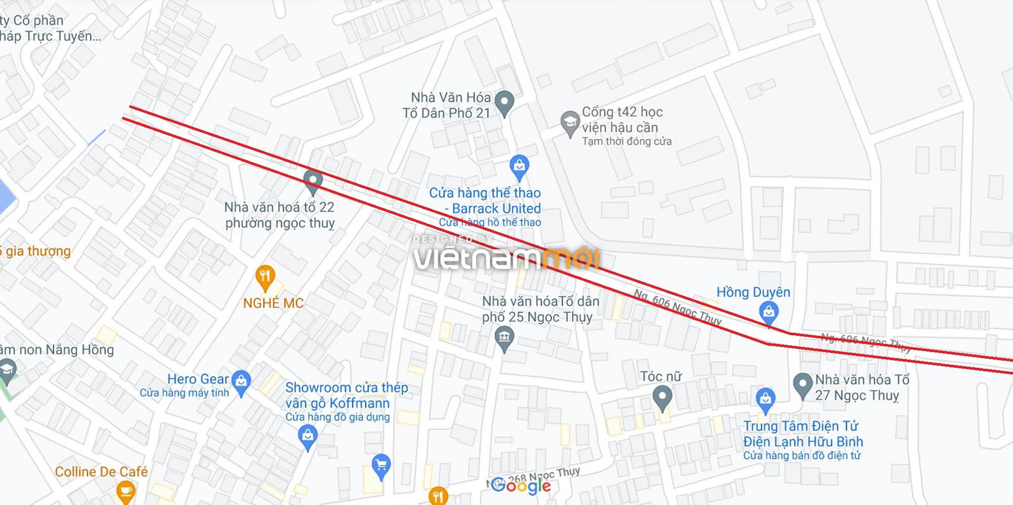 Đường sẽ mở theo quy hoạch ở phường Ngọc Thụy, Long Biên, Hà Nội (phần 6) - Ảnh 5.